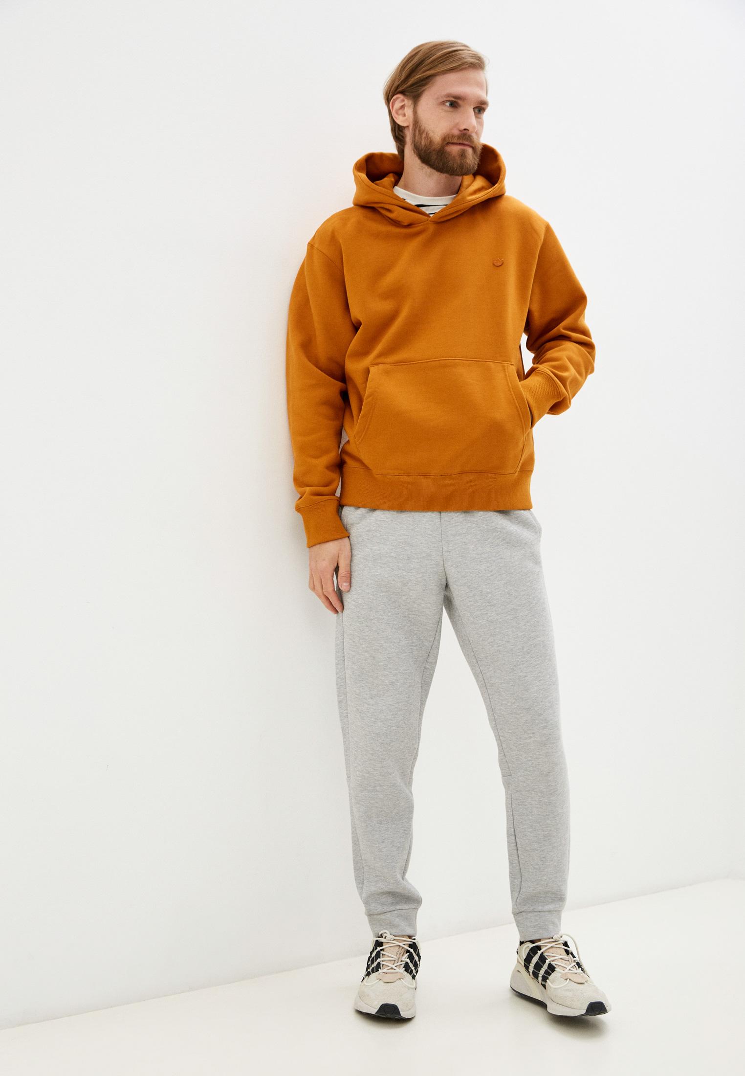 Толстовка Adidas Originals (Адидас Ориджиналс) H09177: изображение 2