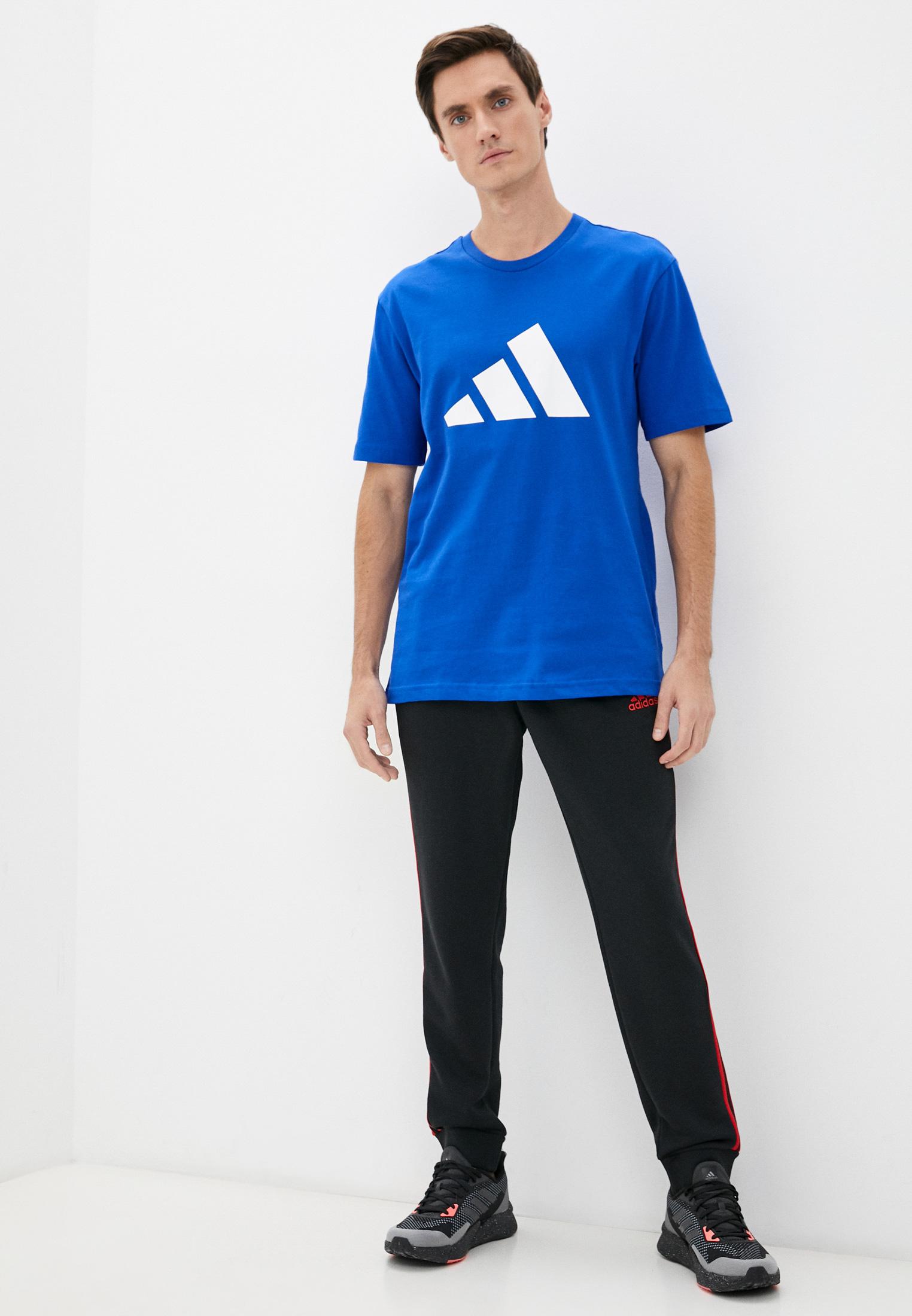 Мужские спортивные брюки Adidas (Адидас) H12257: изображение 2