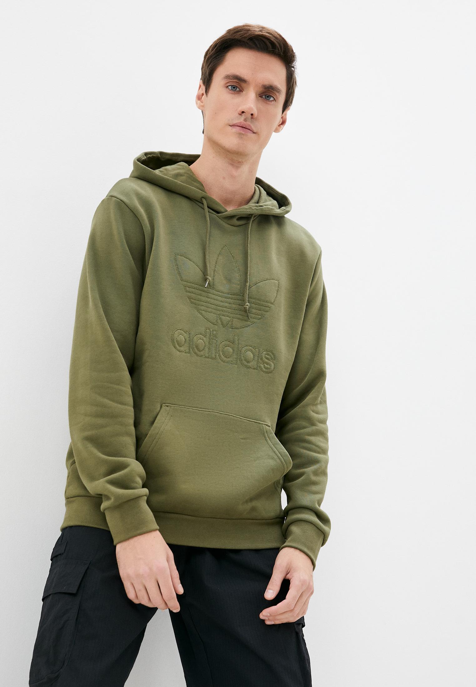 Толстовка Adidas Originals (Адидас Ориджиналс) H13499: изображение 1