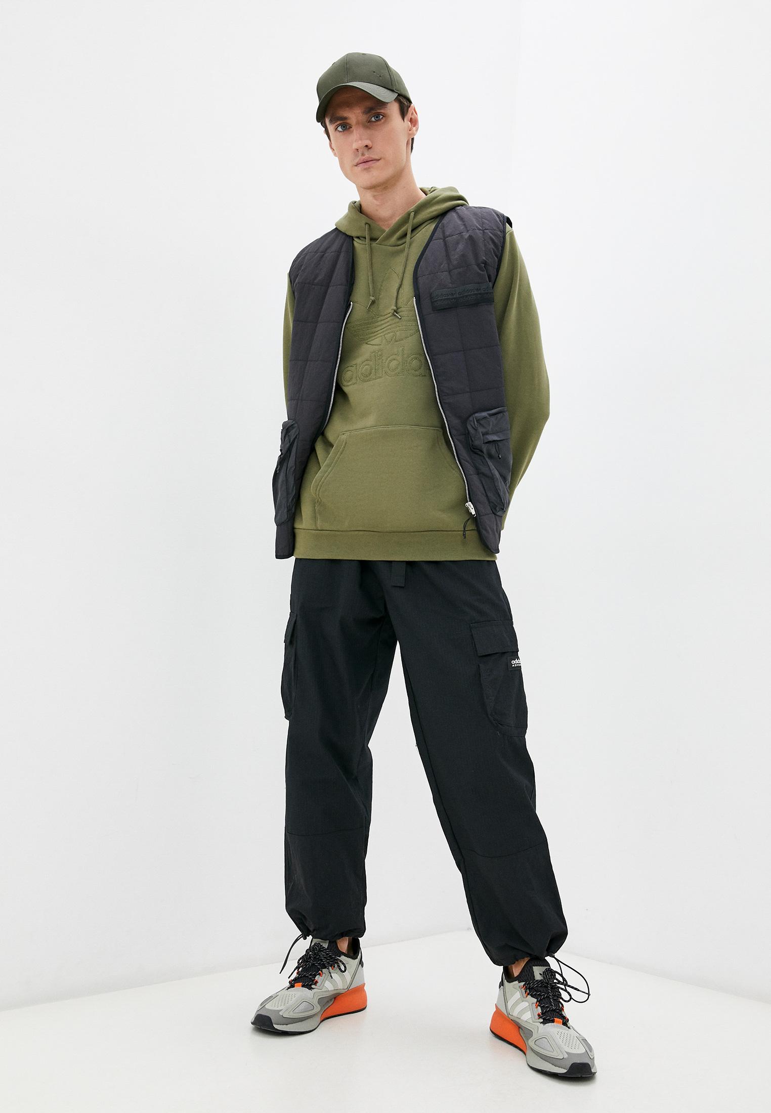 Толстовка Adidas Originals (Адидас Ориджиналс) H13499: изображение 2