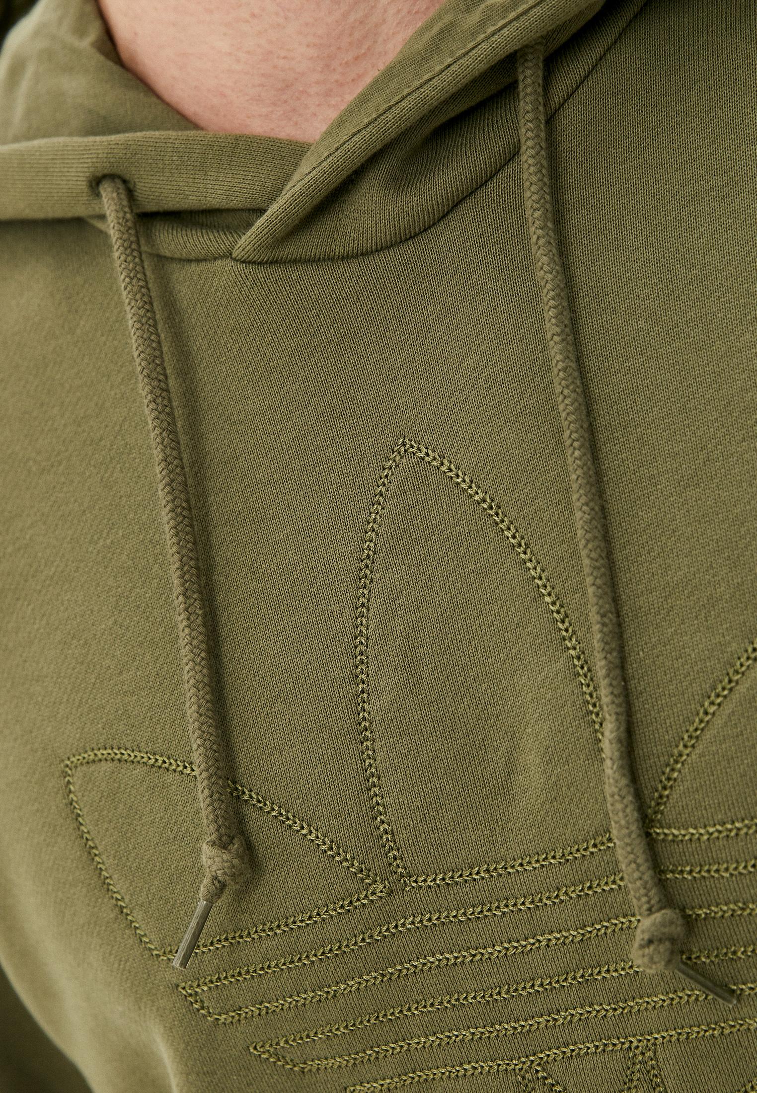 Толстовка Adidas Originals (Адидас Ориджиналс) H13499: изображение 4