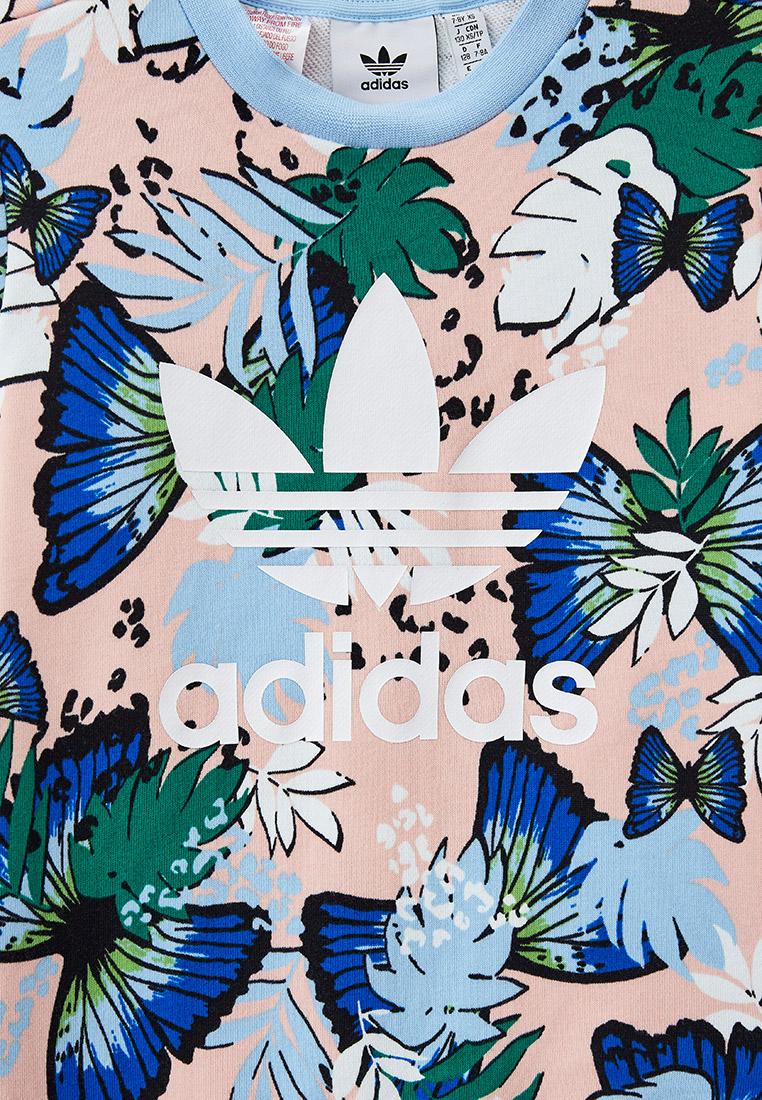 Толстовка Adidas Originals (Адидас Ориджиналс) H22595: изображение 3