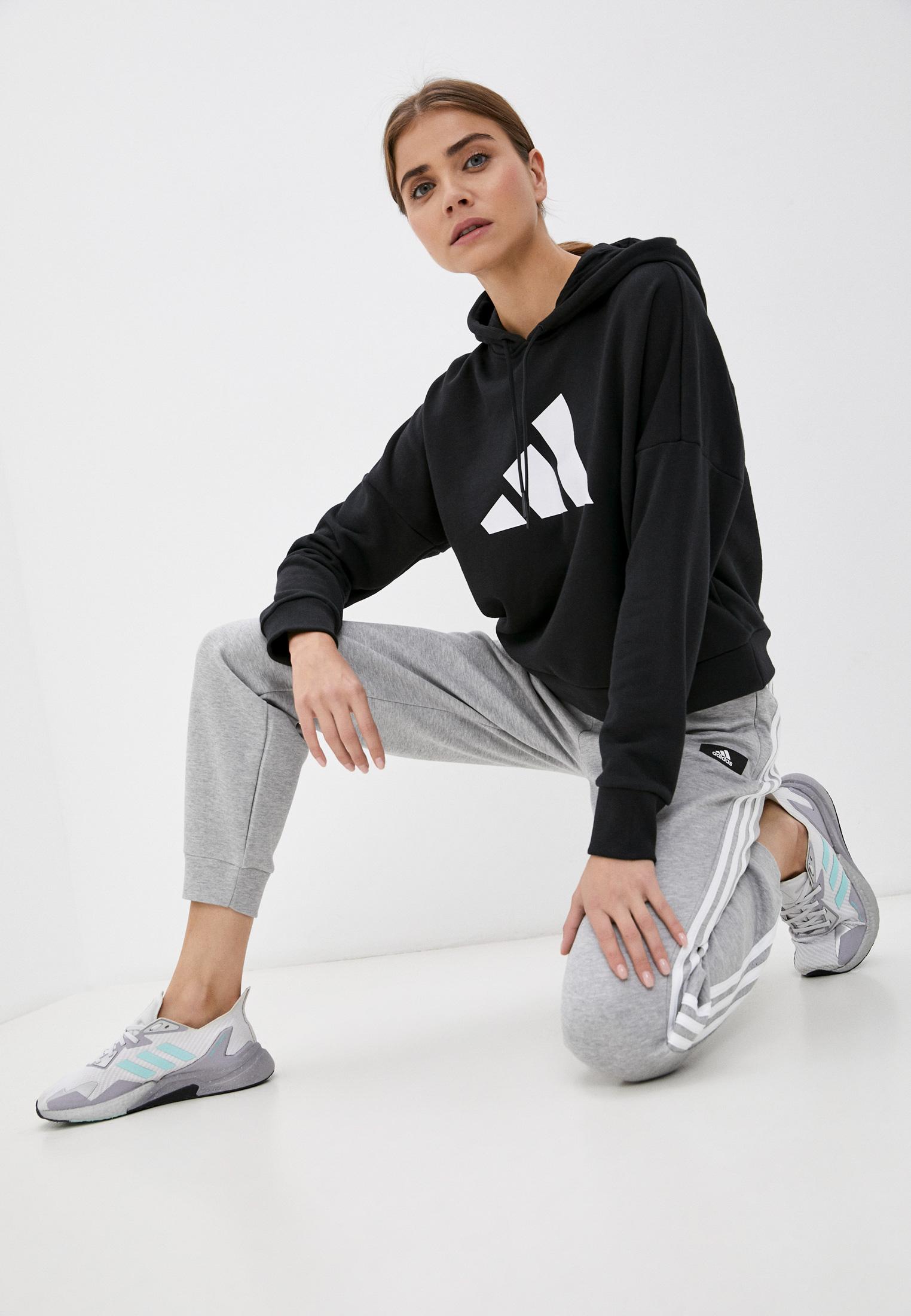 Женские спортивные брюки Adidas (Адидас) H39815: изображение 2