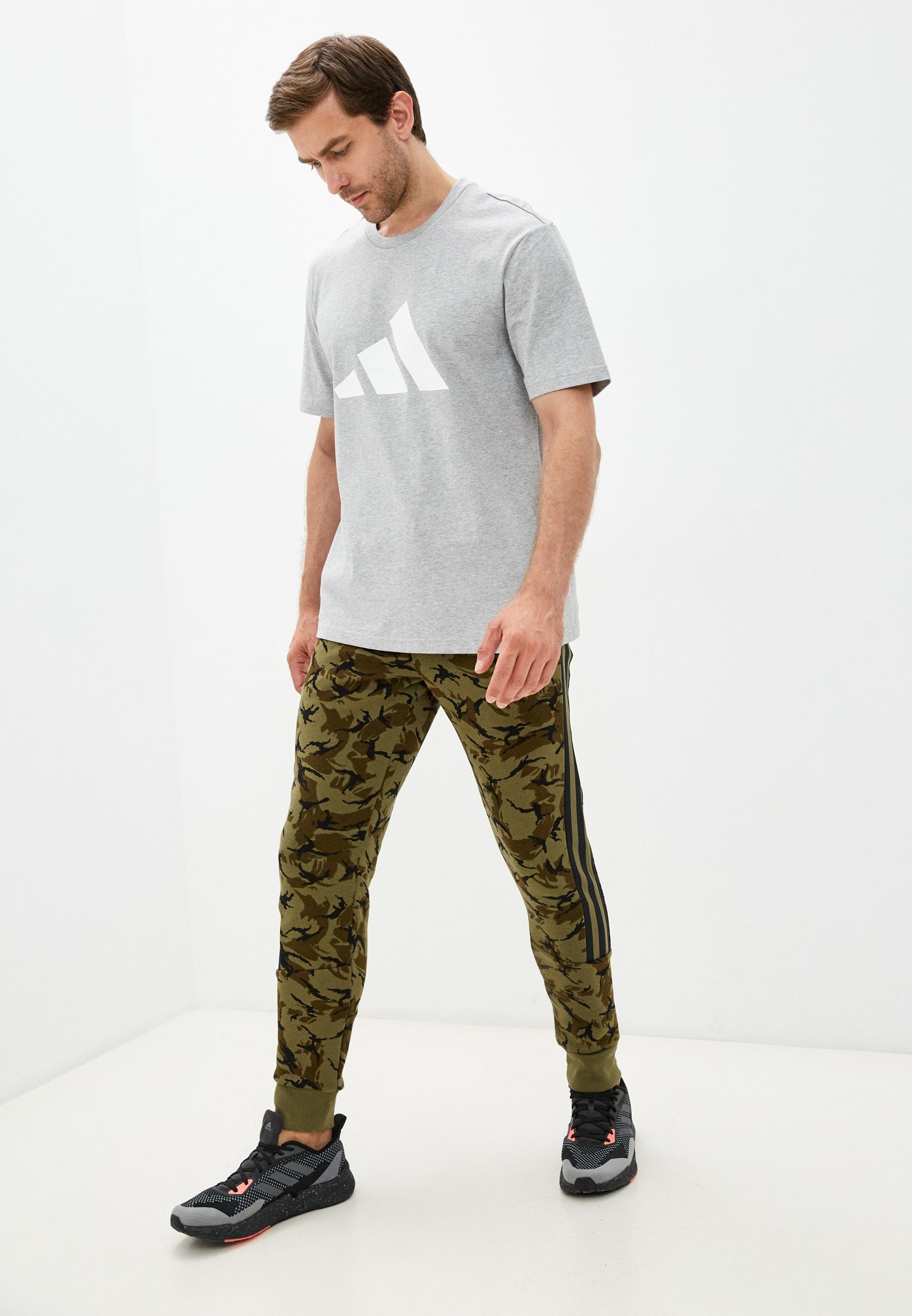 Мужские спортивные брюки Adidas (Адидас) HA5840: изображение 2