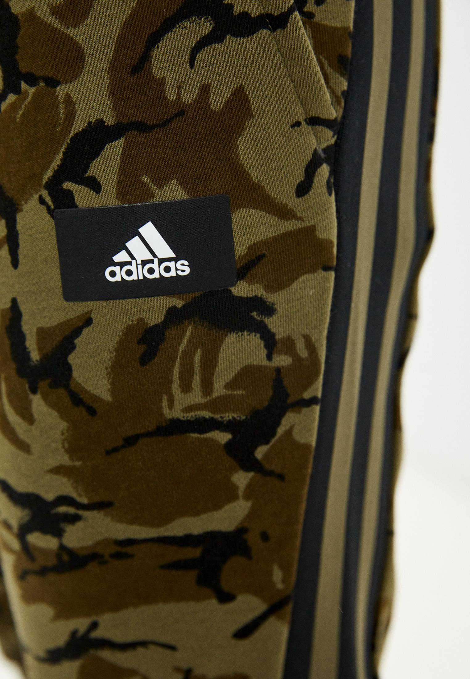 Мужские спортивные брюки Adidas (Адидас) HA5840: изображение 4