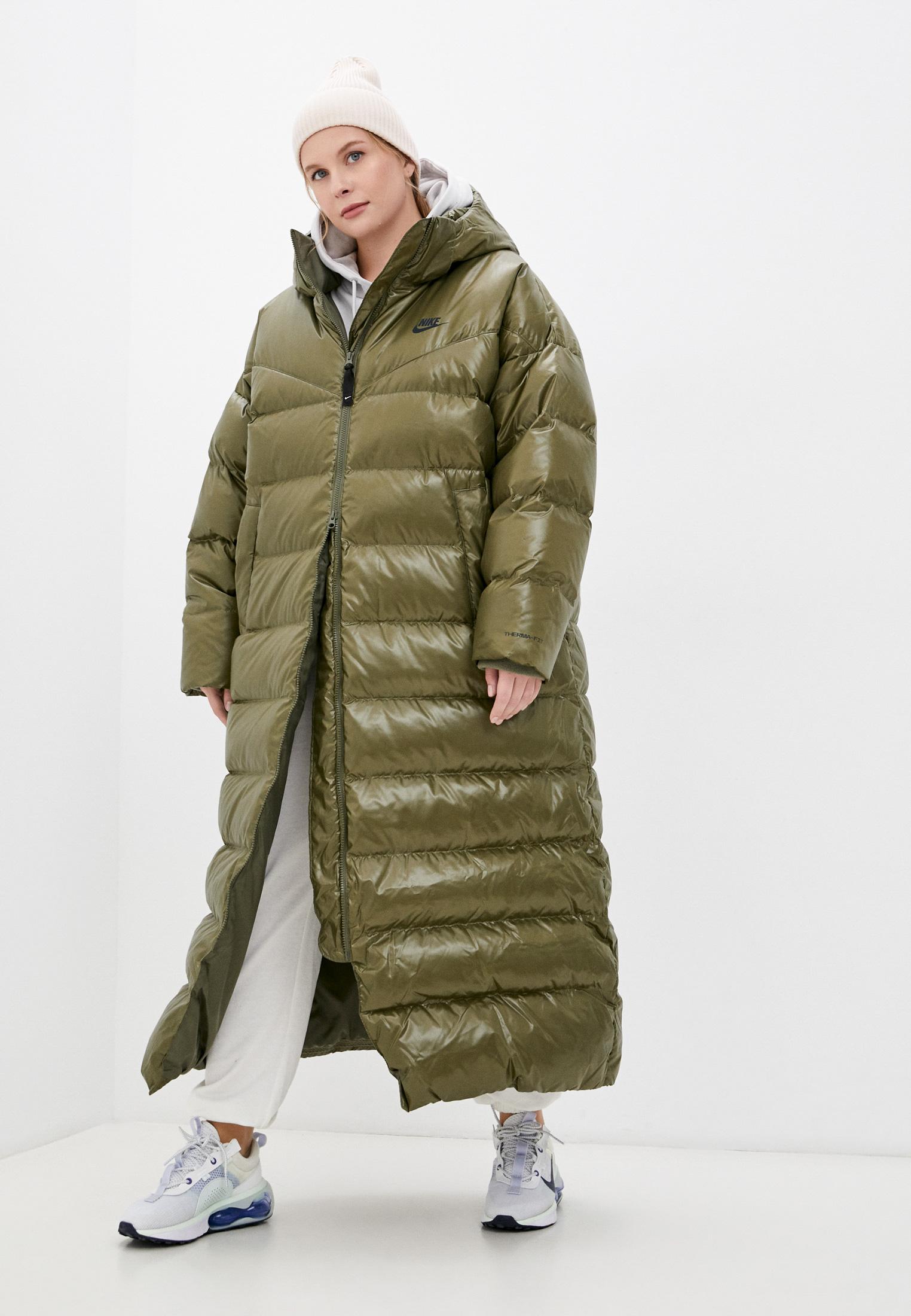 Утепленная куртка Nike (Найк) Пуховик Nike