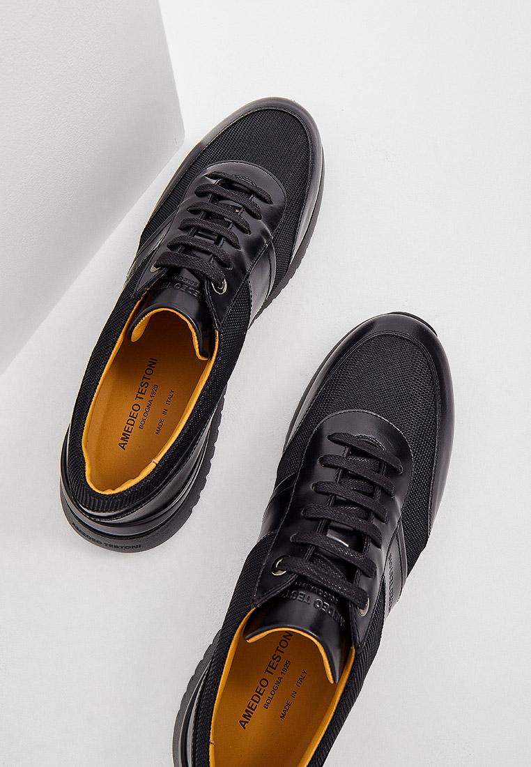 Мужские кроссовки Amedeo Testoni MS70521BUZ93300: изображение 4