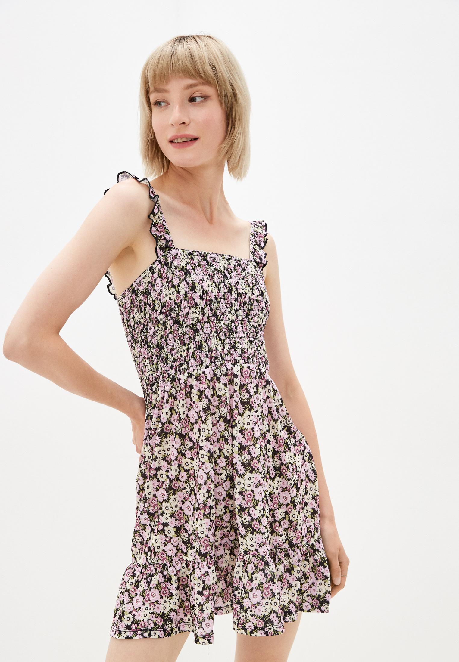 Женские платья-сарафаны Topshop (Топ Шоп) 10B92UMUL