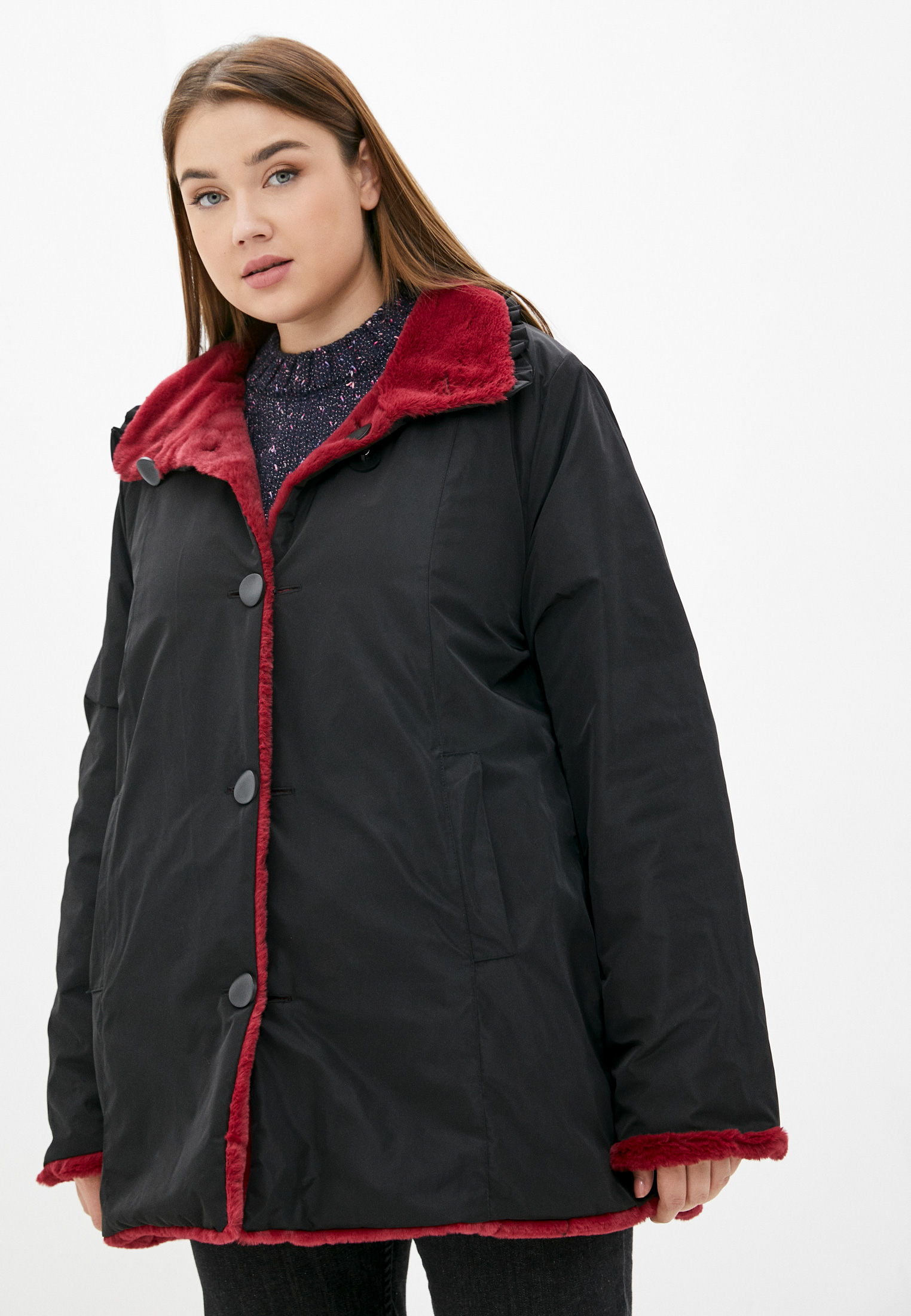 Утепленная куртка Sophia Куртка утепленная Sophia