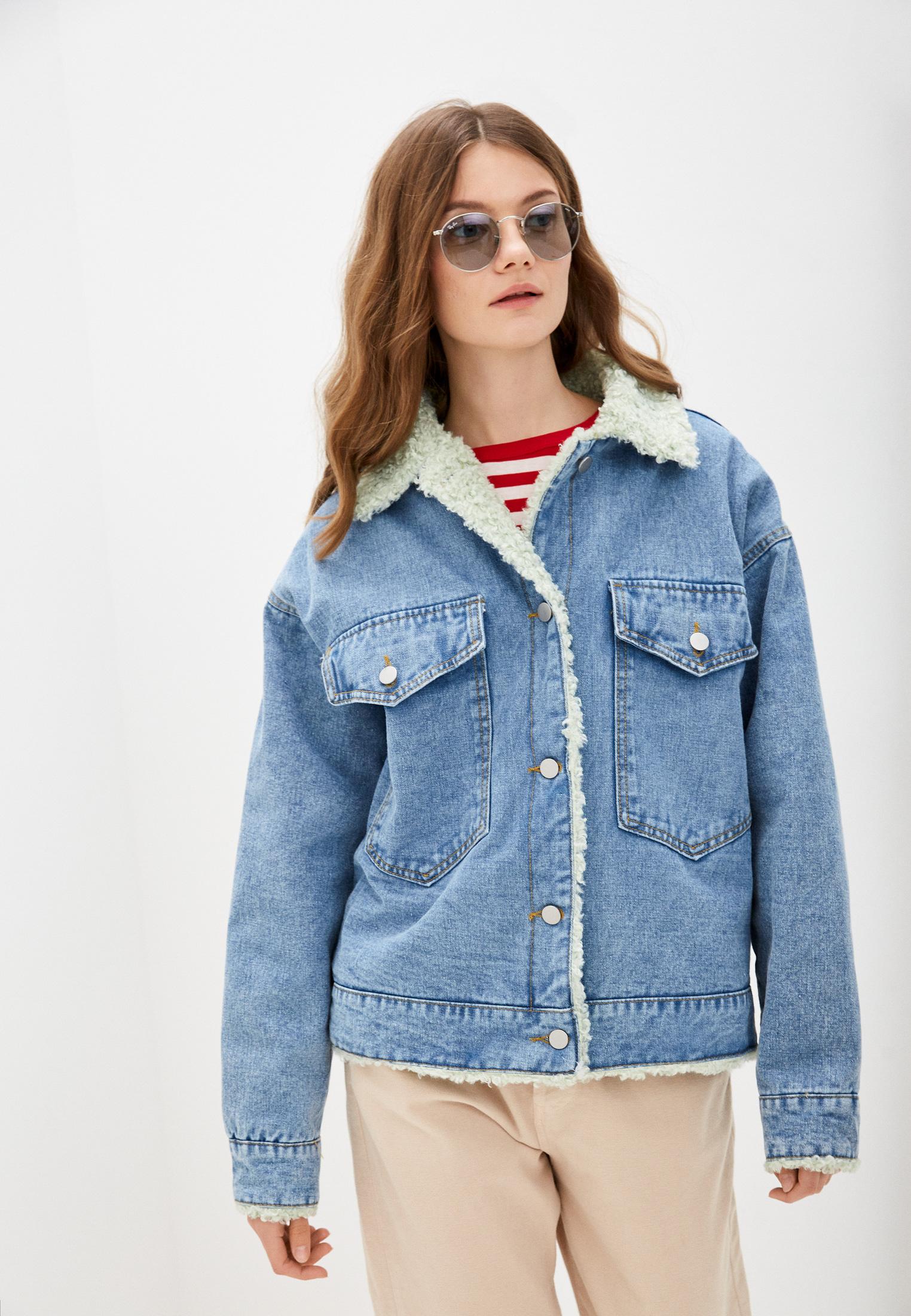 Джинсовая куртка Vickwool Куртка джинсовая Vickwool