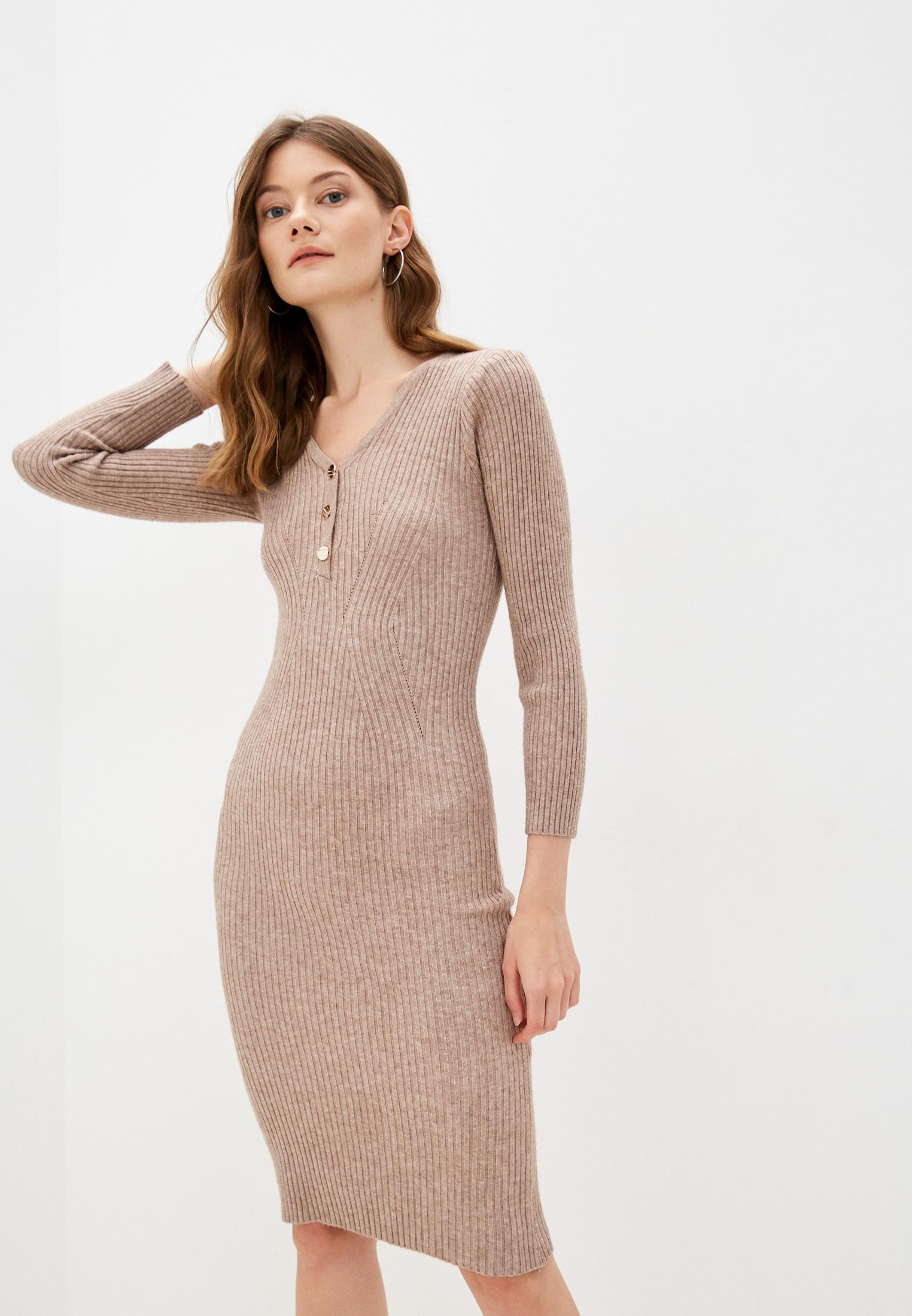 Вязаное платье Vickwool VW260-3