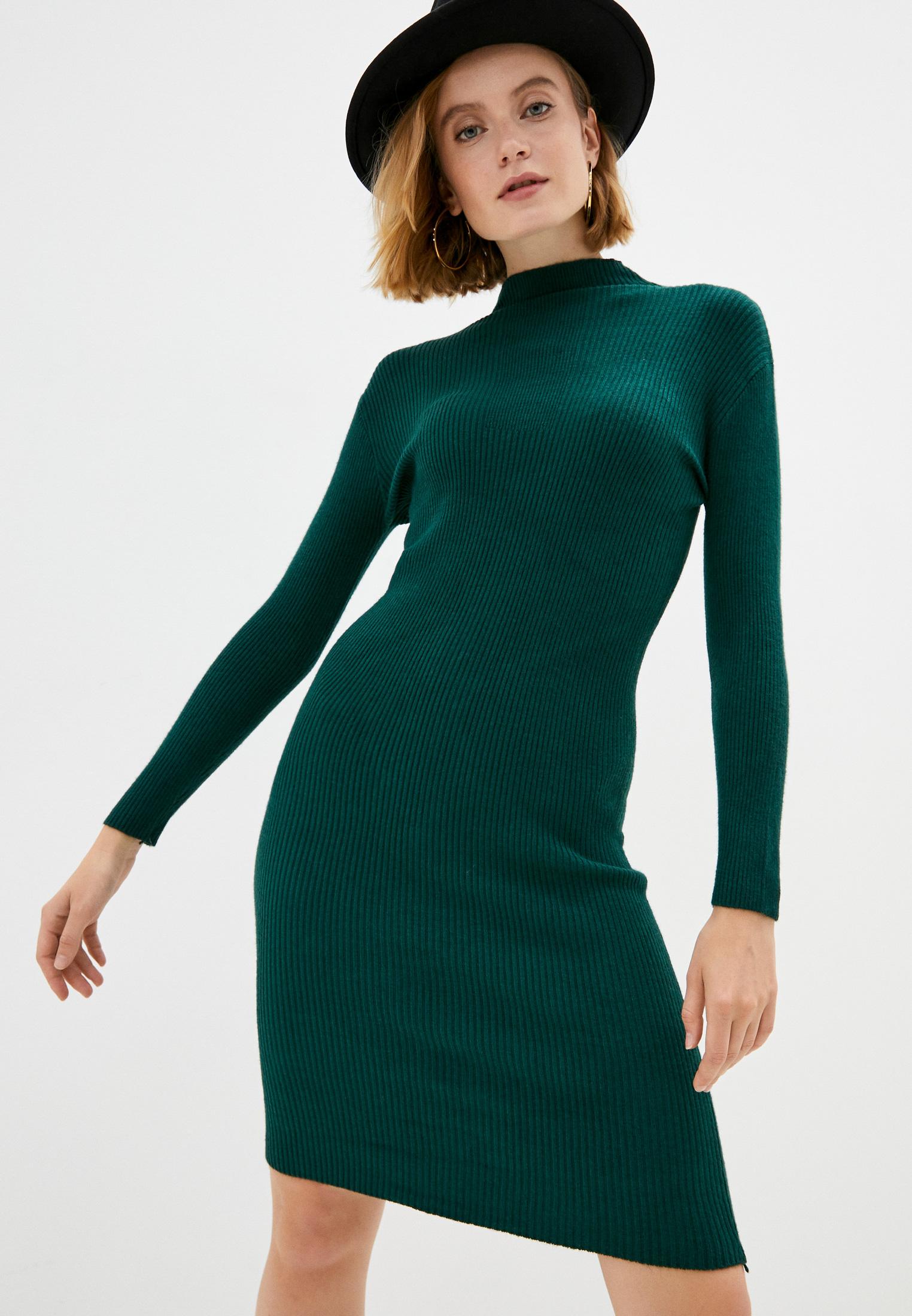 Вязаное платье Vickwool VW265-1