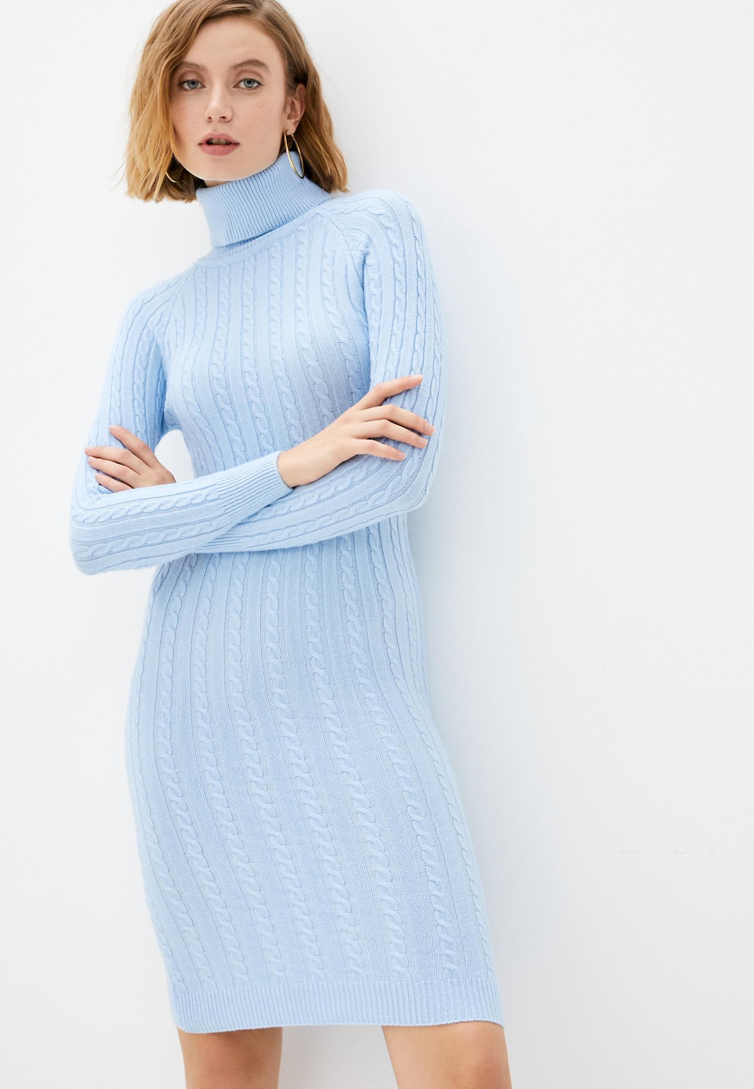 Вязаное платье Vickwool VW267