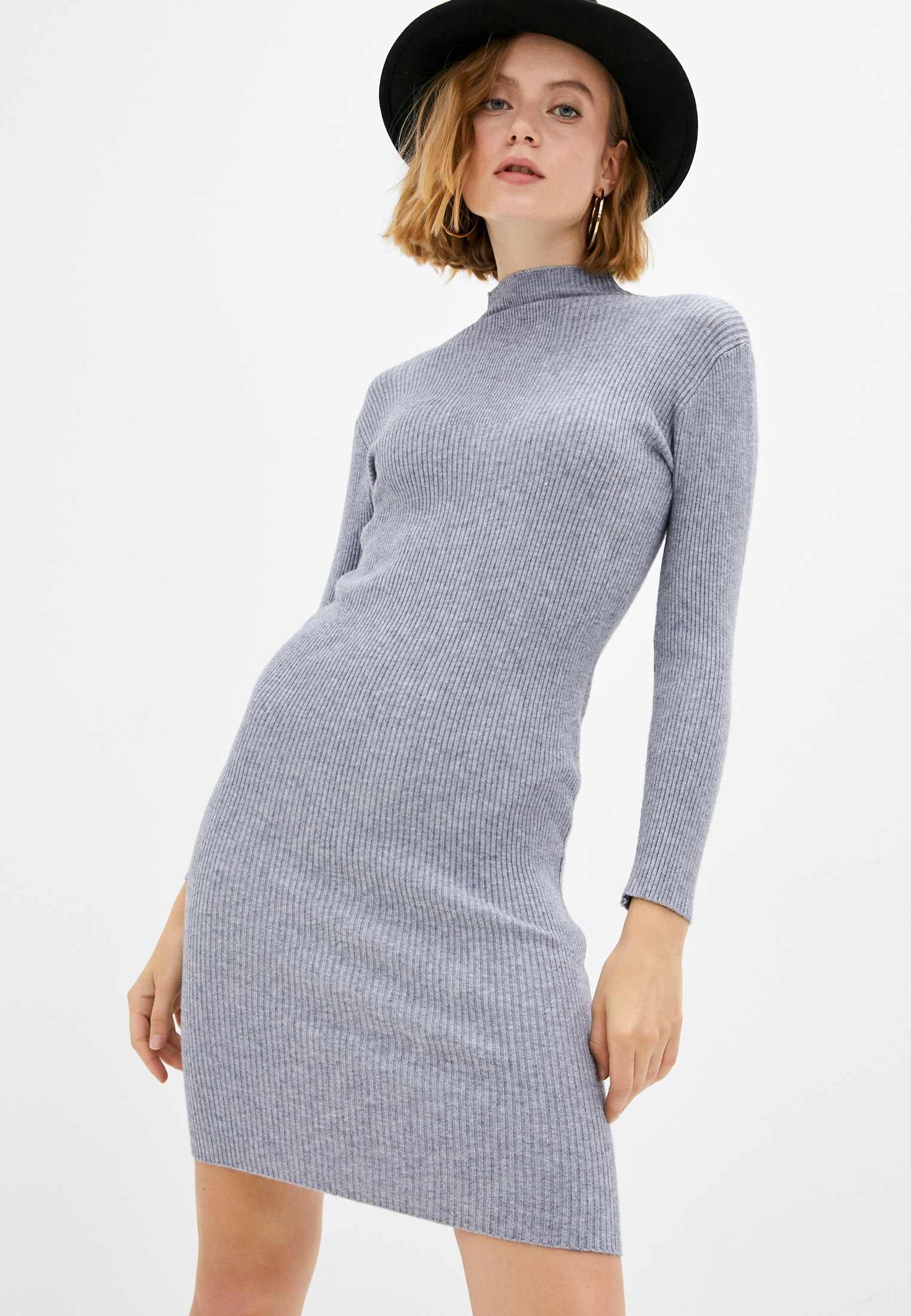 Вязаное платье Vickwool Платье Vickwool