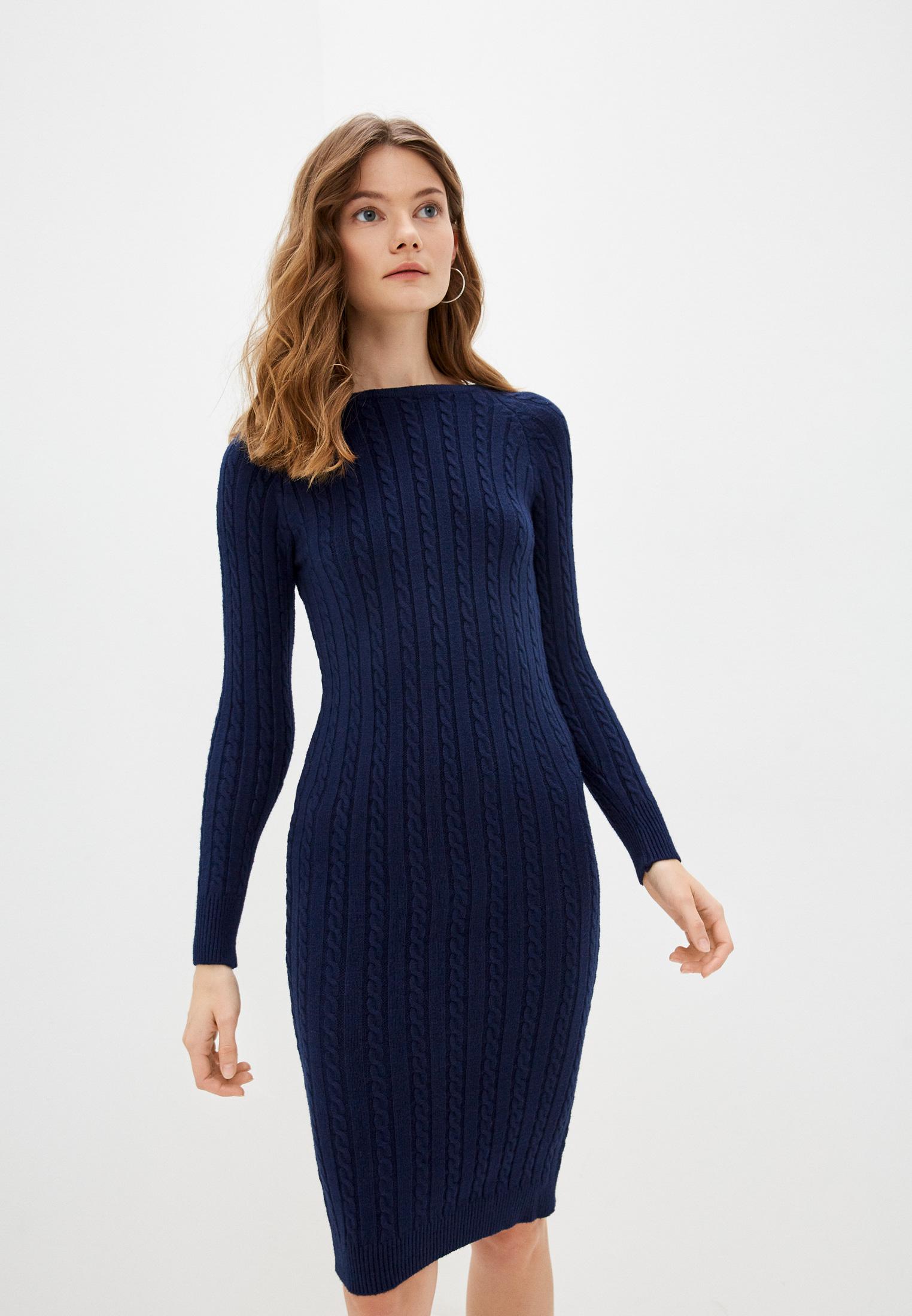 Вязаное платье Vickwool VW271-2