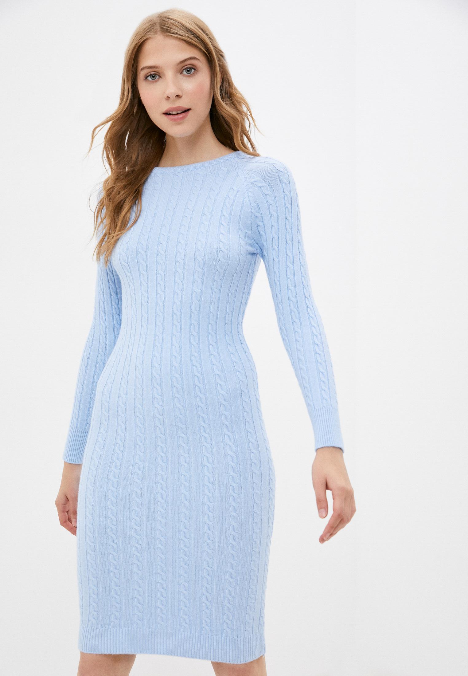 Вязаное платье Vickwool VW271-3