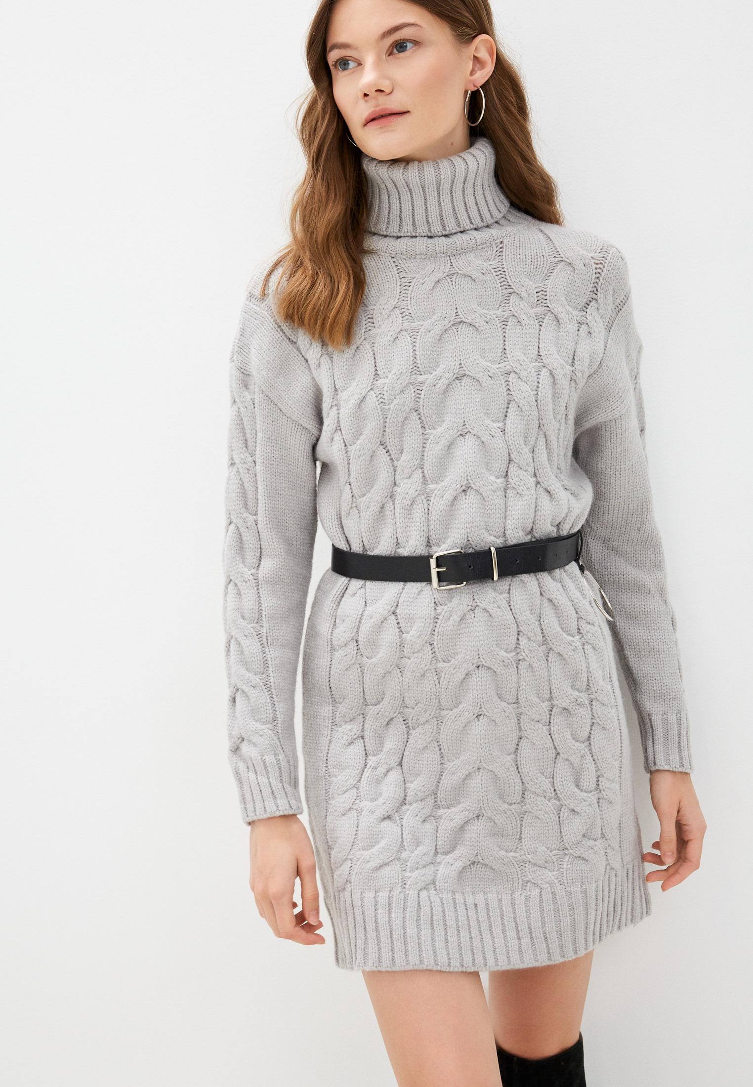 Вязаное платье Vickwool VW279-3
