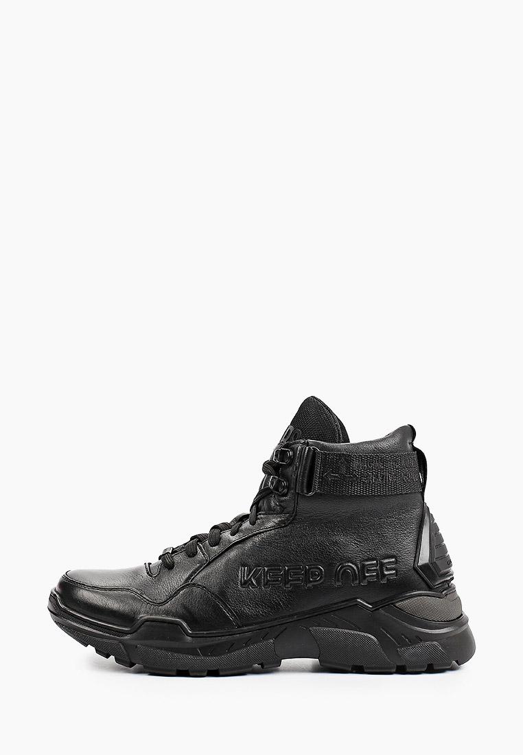 Мужские ботинки B2B Black to Black 5BB.JF03249.F