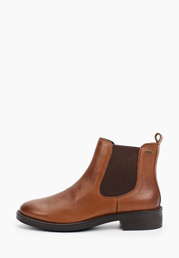 Женские ботинки s.Oliver (с.Оливер) 5-5-25395-27
