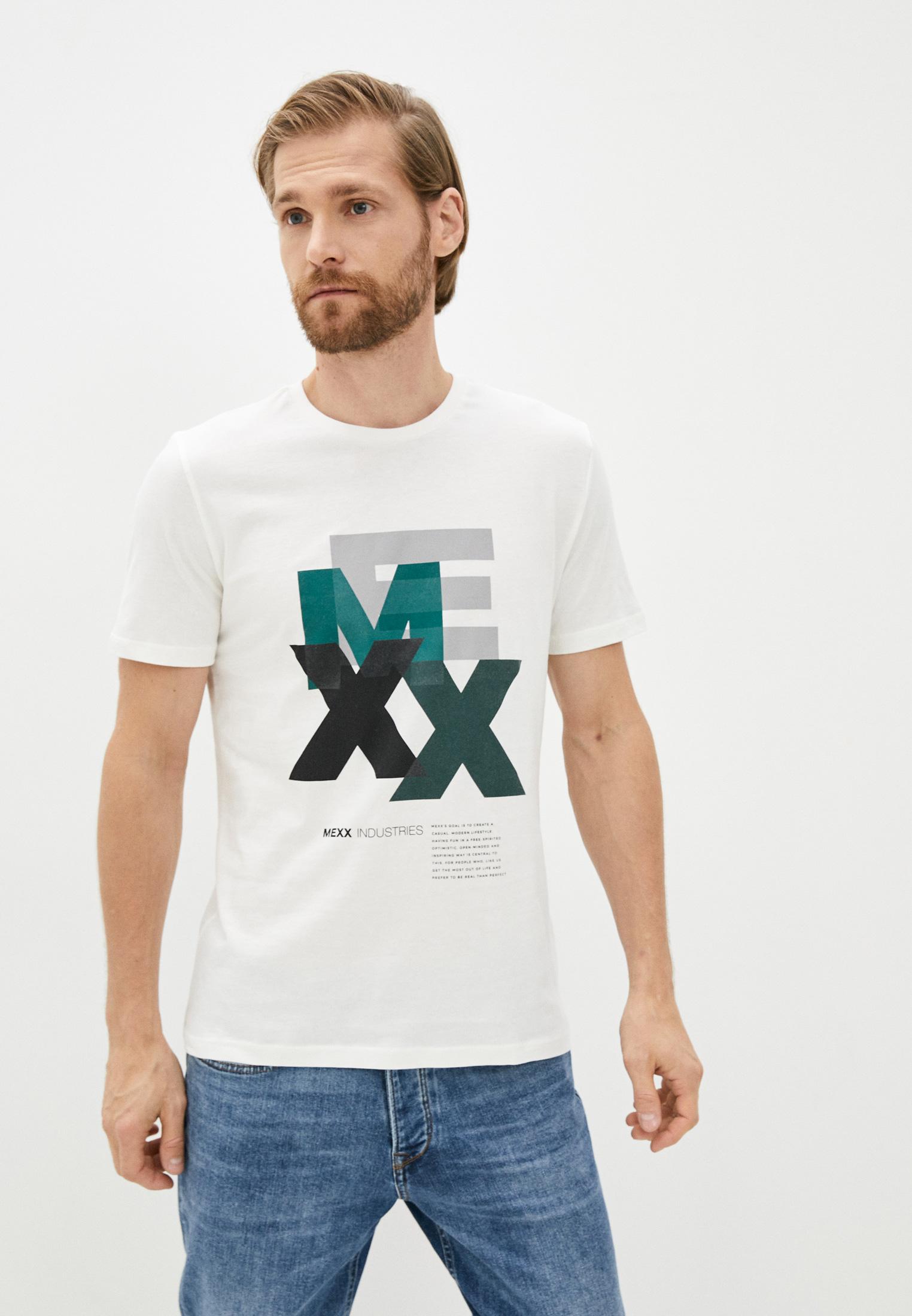 Футболка с коротким рукавом Mexx (Мекс) Футболка Mexx