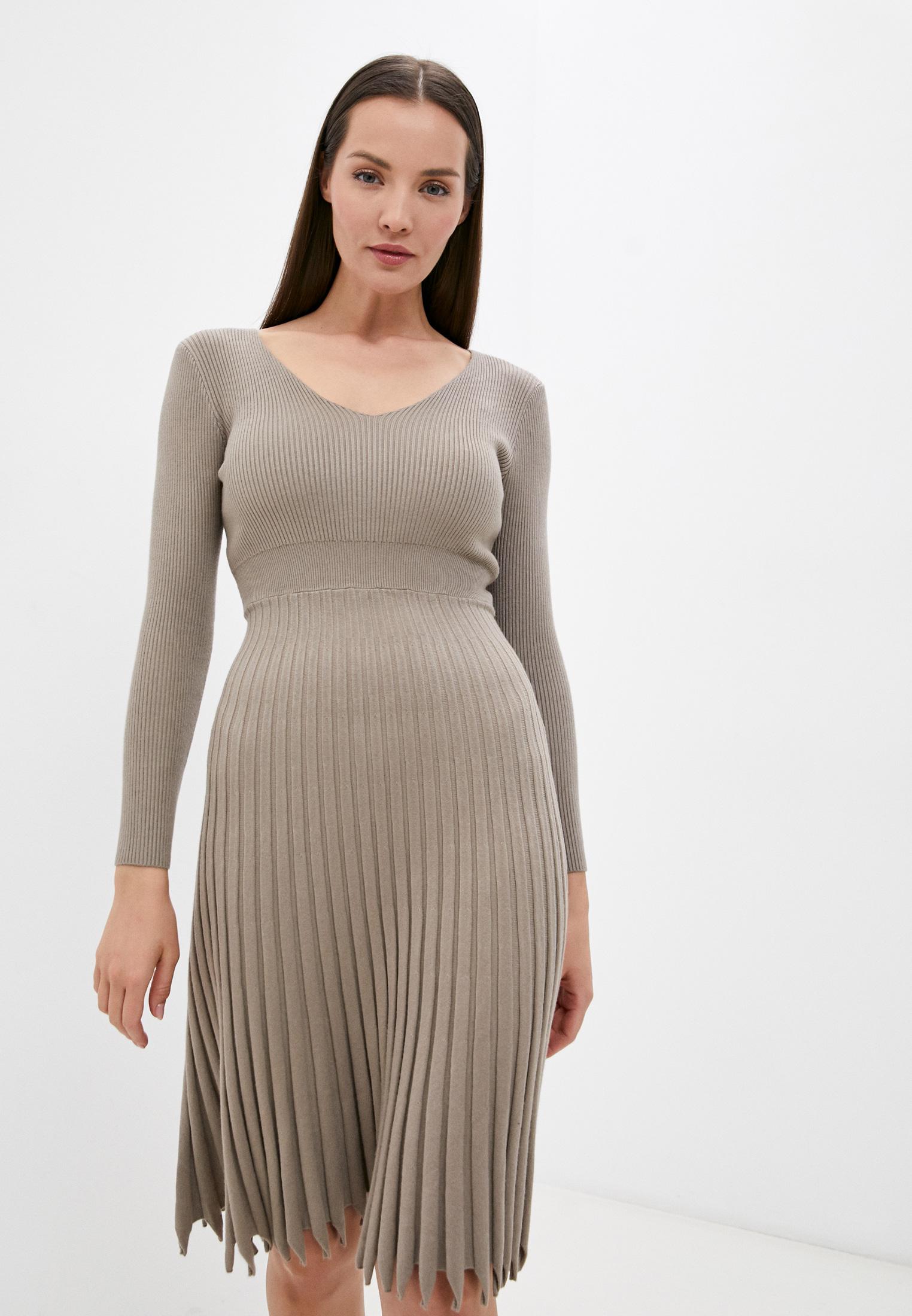 Вязаное платье Izabella Iz-1300