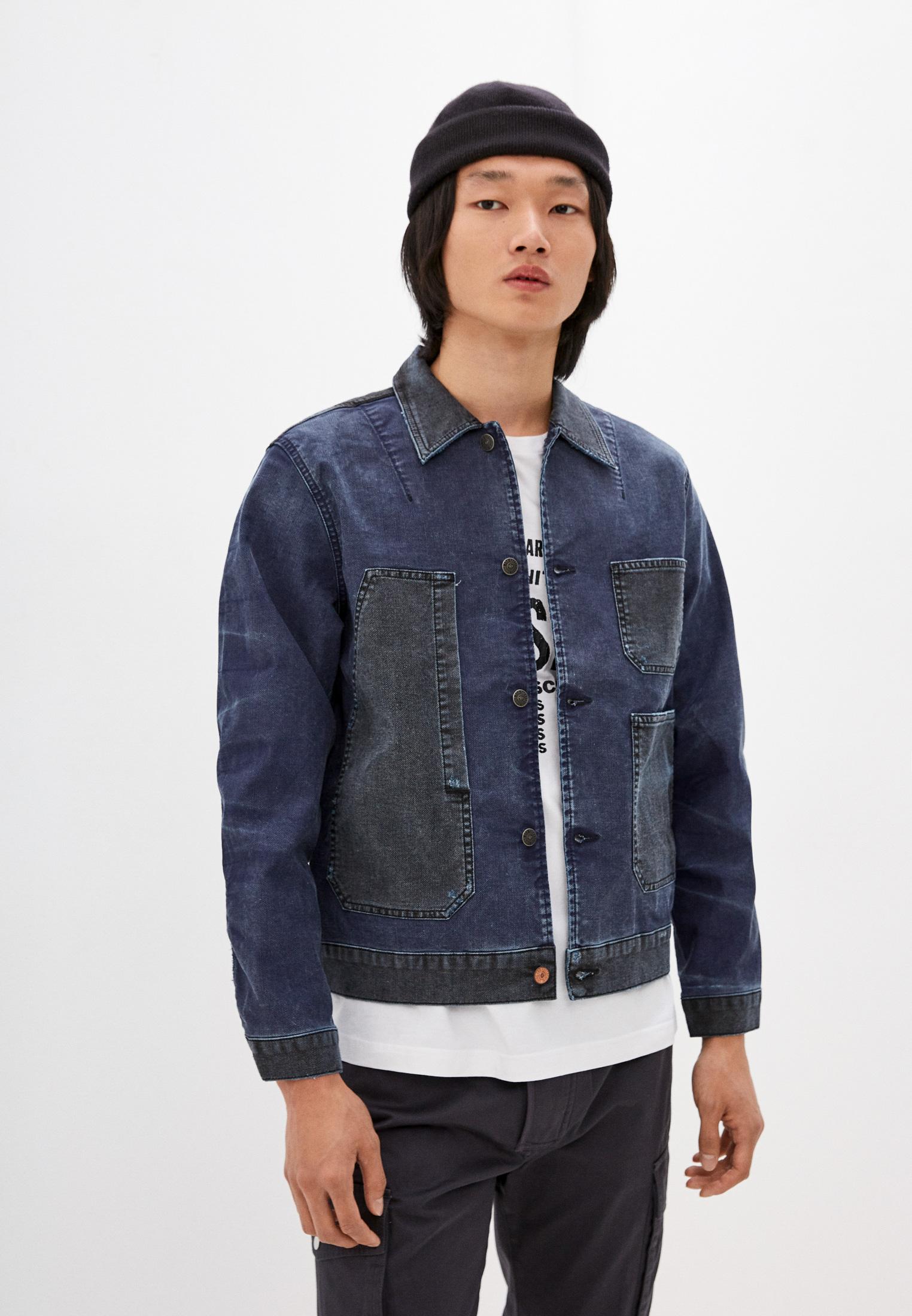 Джинсовая куртка Diesel (Дизель) 00S248069PY