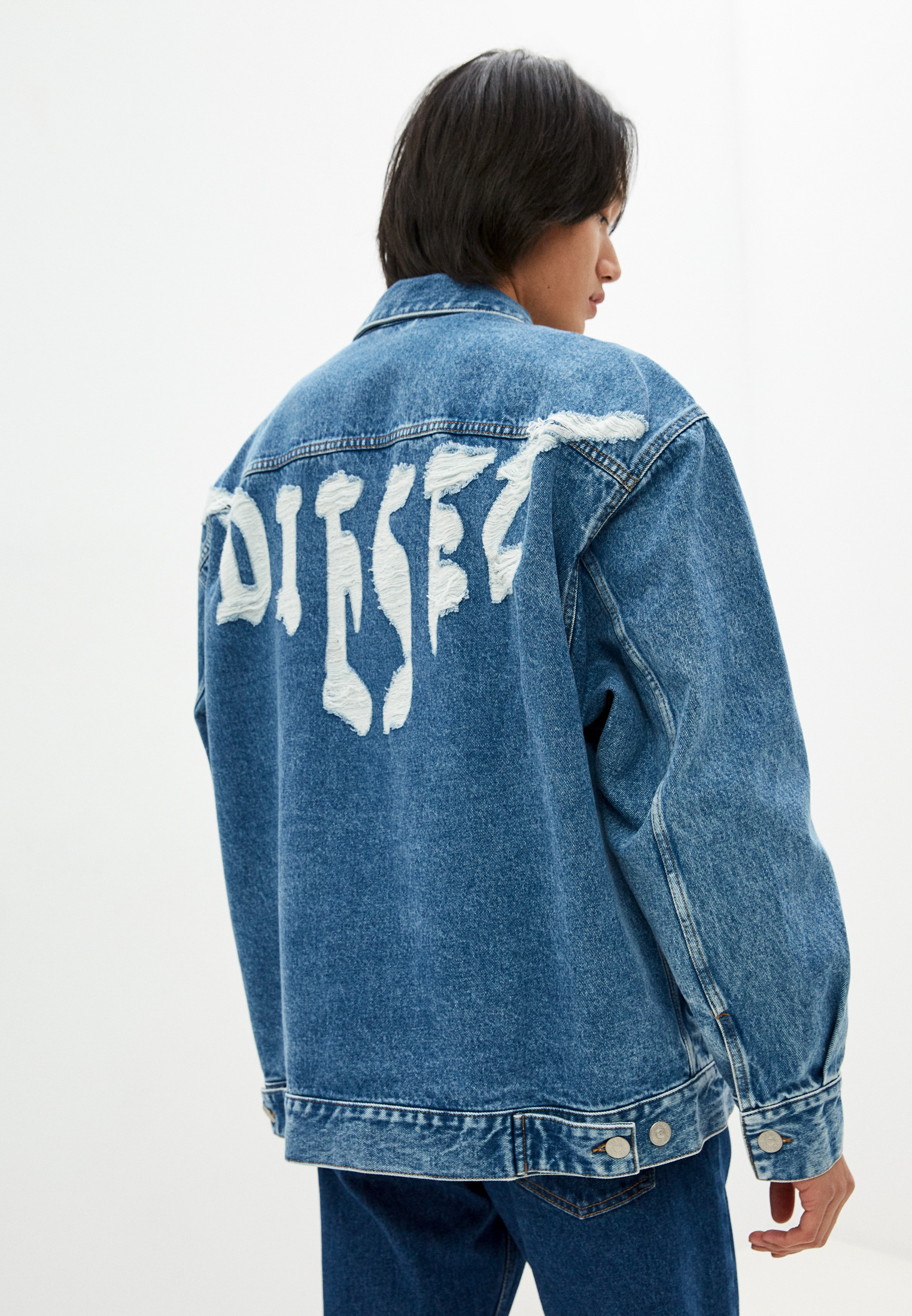 Джинсовая куртка Diesel (Дизель) A001420079K