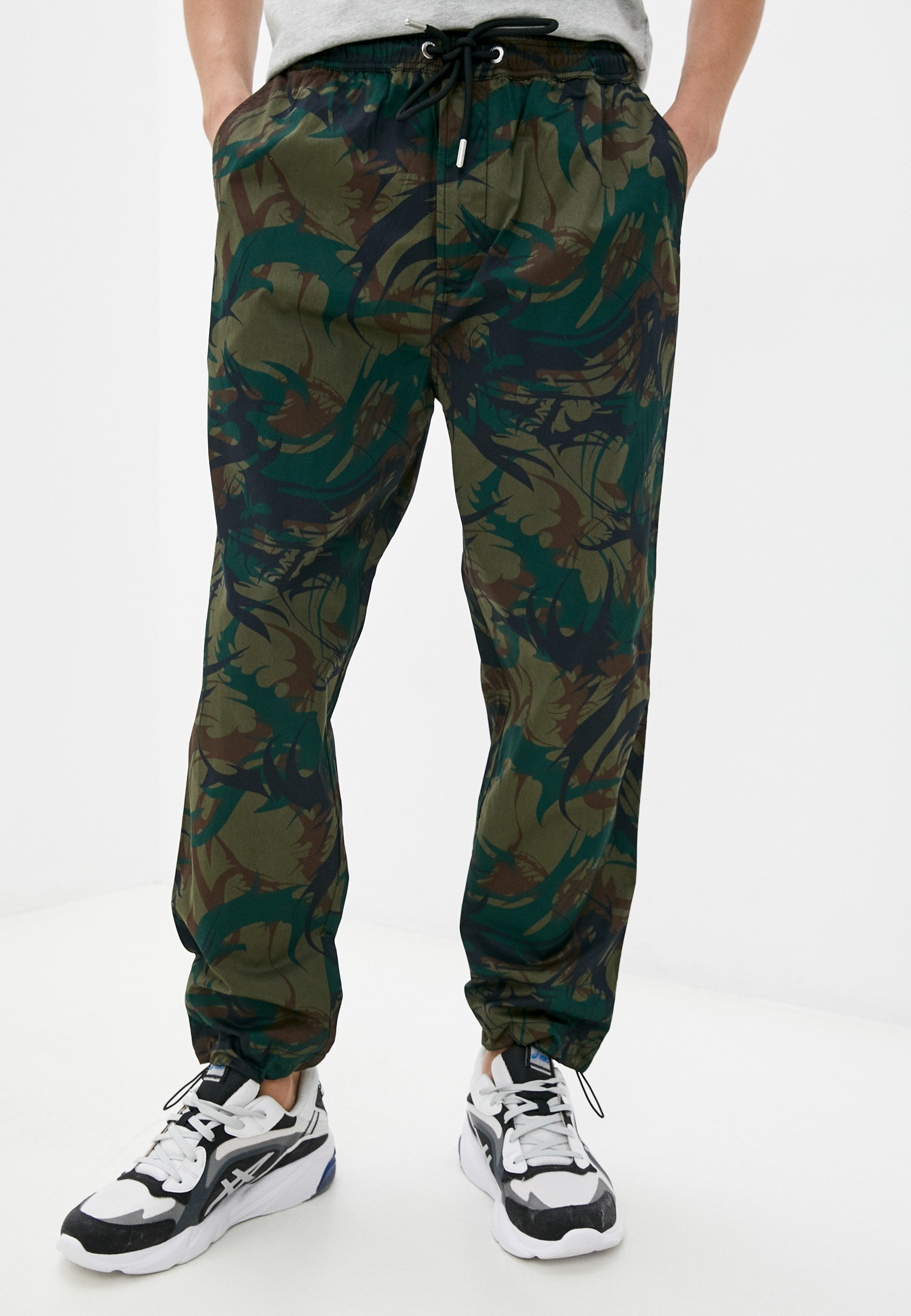 Мужские брюки Diesel (Дизель) A011450GBAB