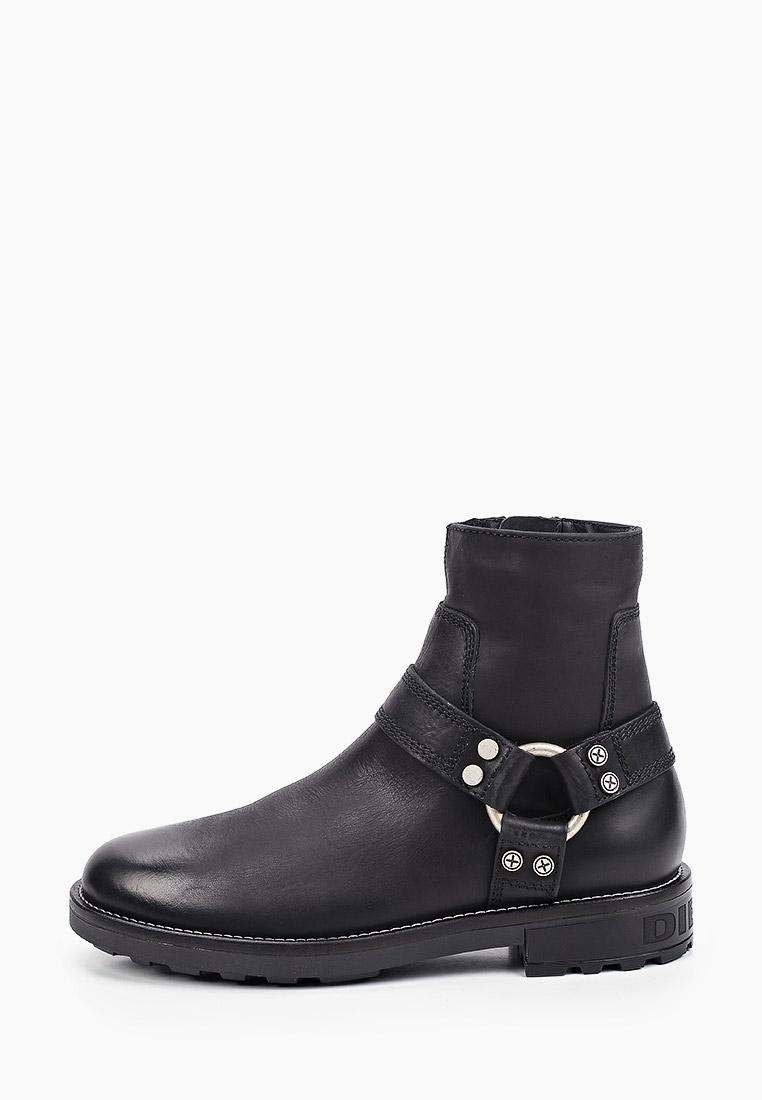 Мужские ботинки Diesel (Дизель) Y02021PR030