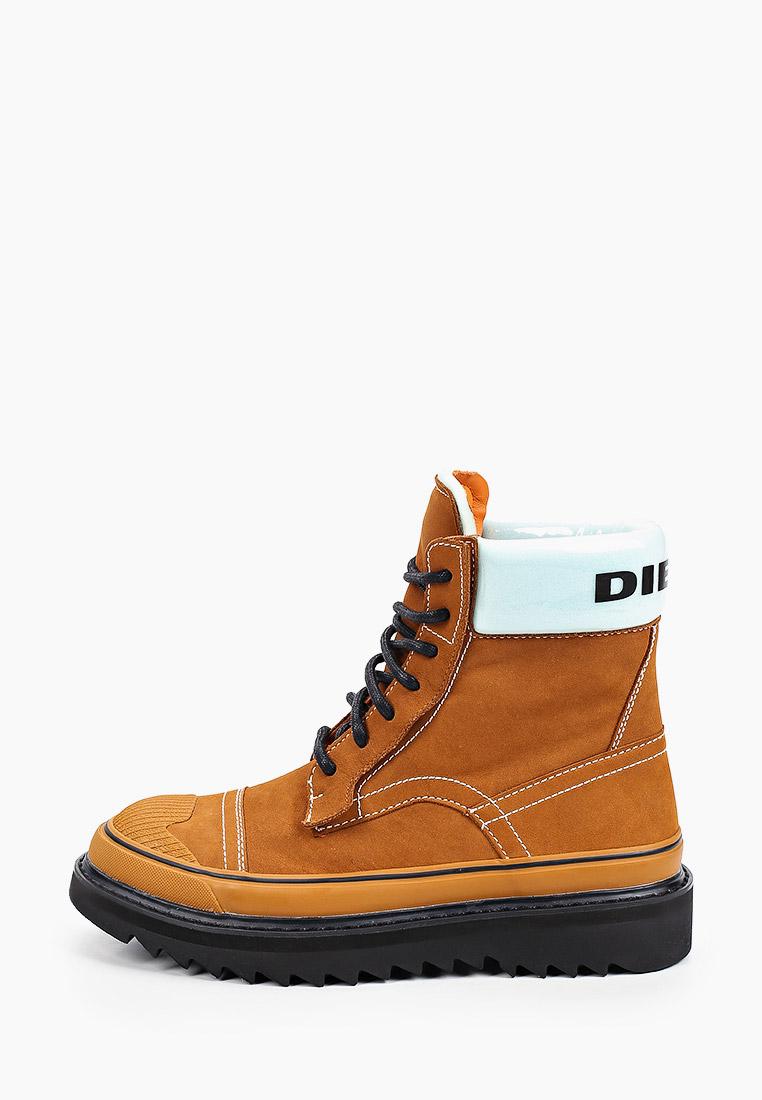Мужские ботинки Diesel (Дизель) Y02473P3541