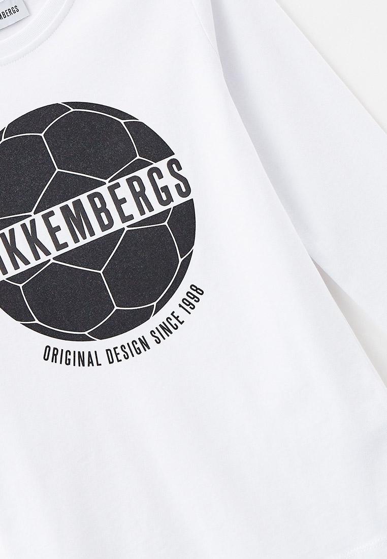 Футболка Bikkembergs (Биккембергс) BK0405: изображение 3