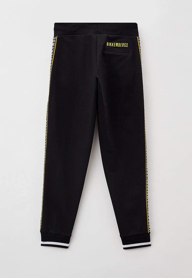 Спортивные брюки для мальчиков Bikkembergs (Биккембергс) BK0421: изображение 2