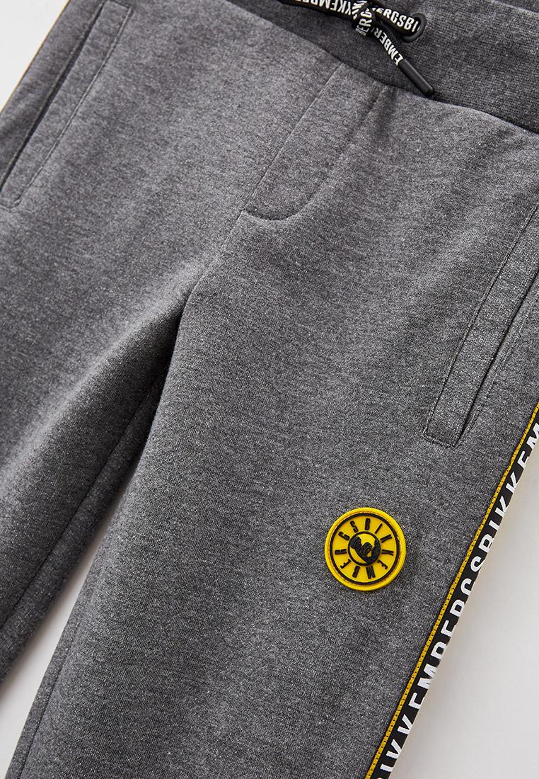 Спортивные брюки для мальчиков Bikkembergs (Биккембергс) BK0421: изображение 3