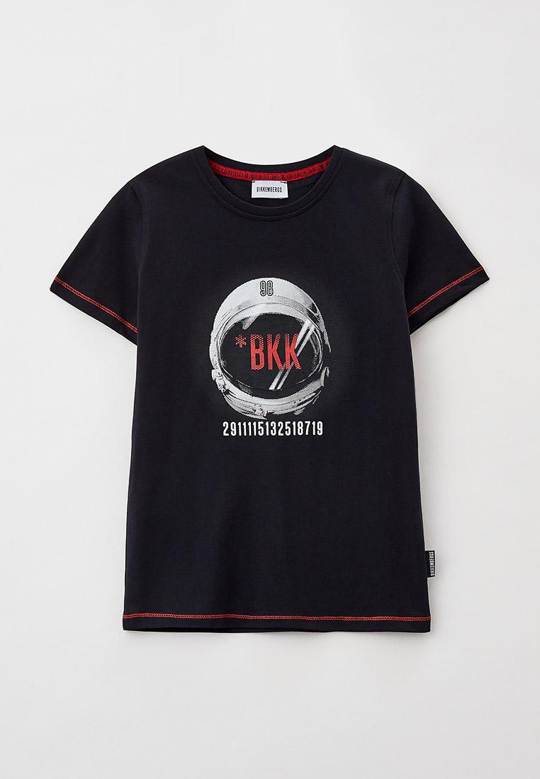 Футболка с коротким рукавом Bikkembergs (Биккембергс) BK0470: изображение 1