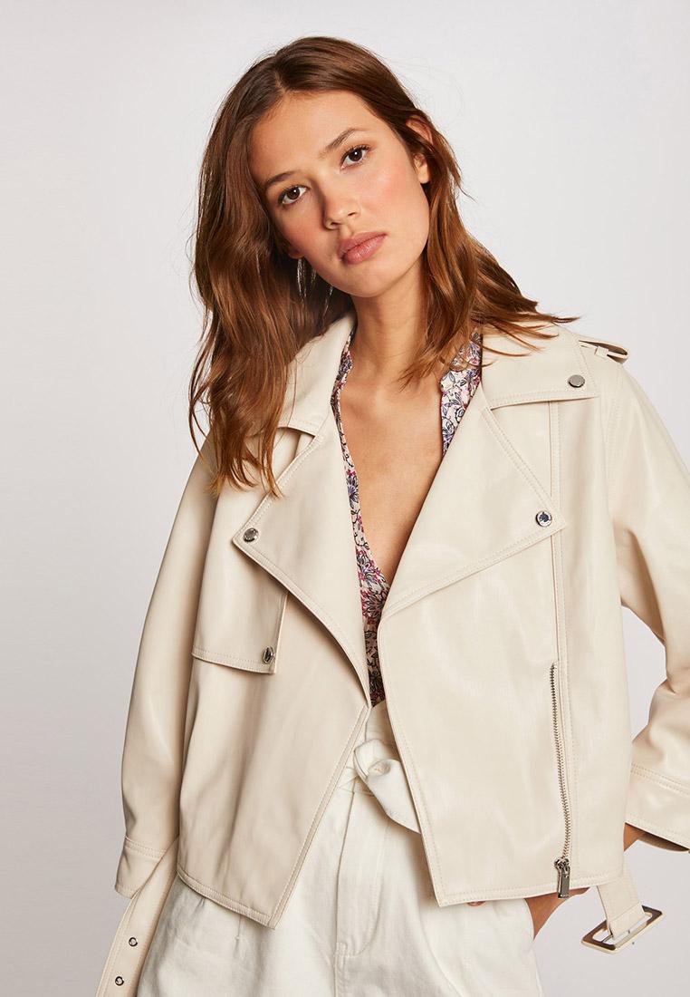 Кожаная куртка Morgan Куртка кожаная Morgan