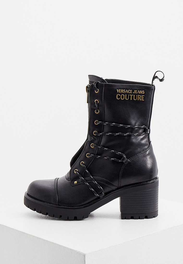 Полусапоги Versace Jeans Couture Полусапоги Versace Jeans Couture