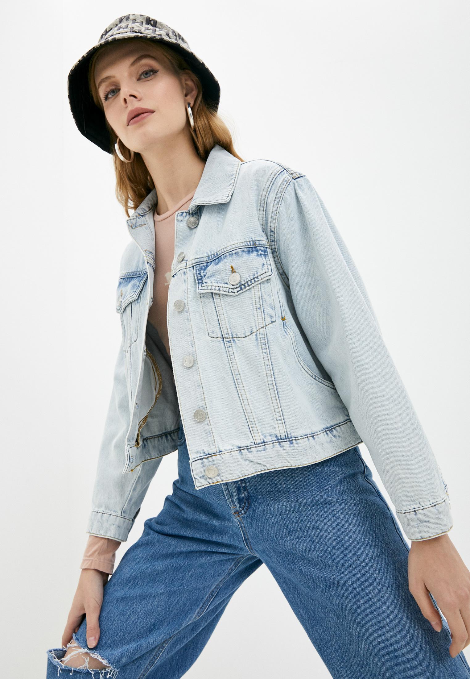 Джинсовая куртка Whistles Куртка джинсовая Whistles