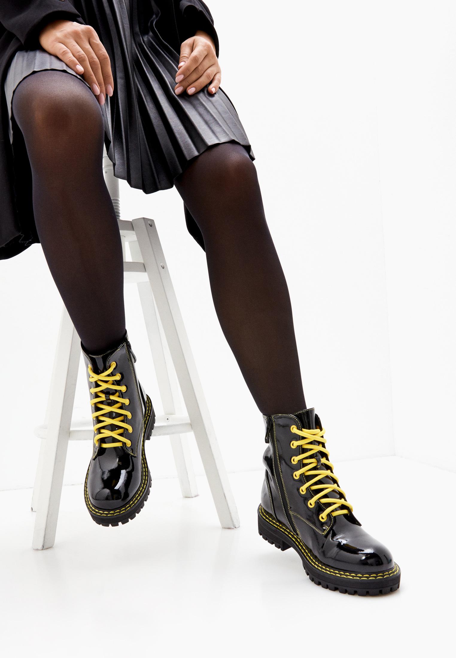 Ботинки для девочек Betsy (Бетси) 918317/09: изображение 6