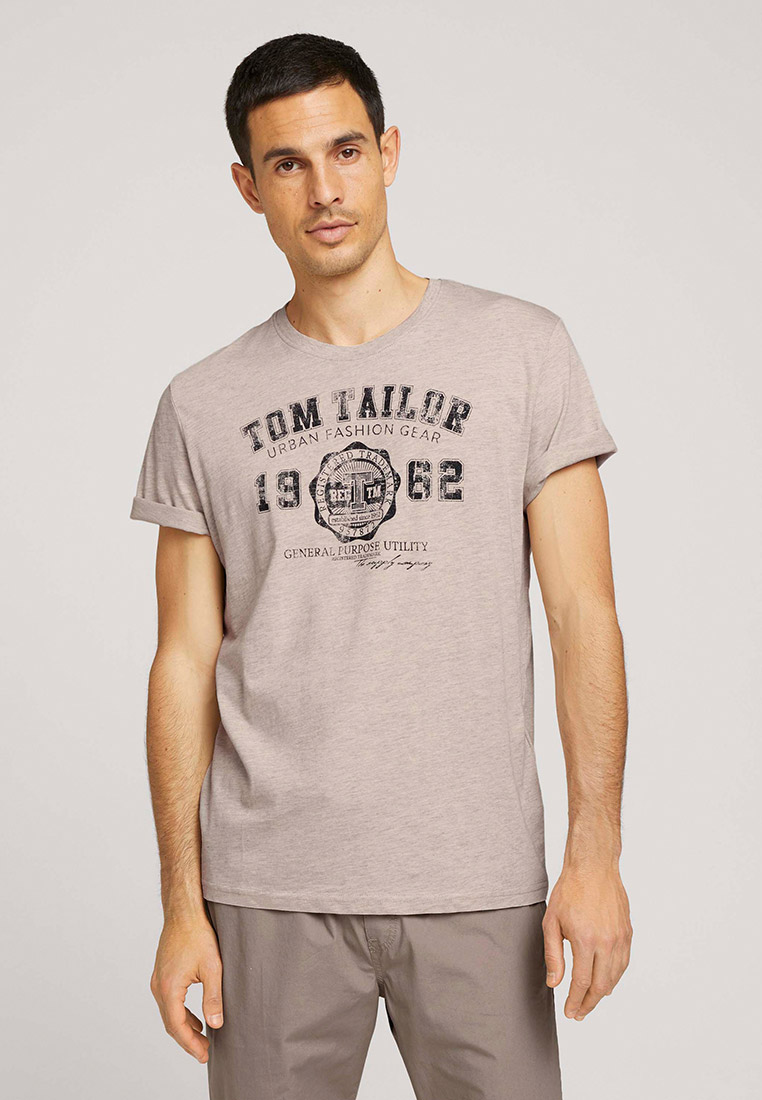 Футболка с коротким рукавом Tom Tailor (Том Тейлор) Футболка Tom Tailor