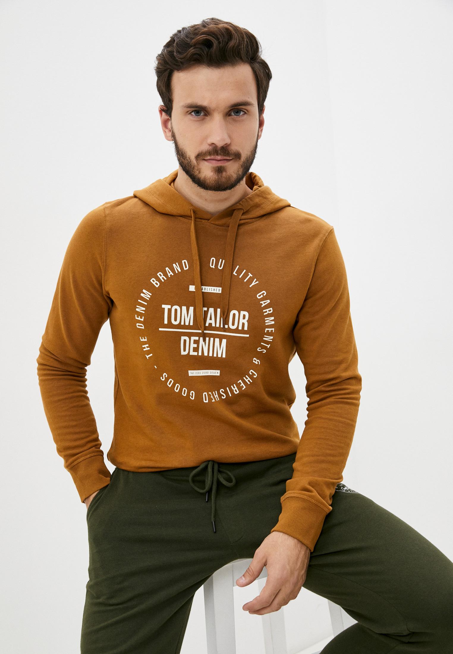 Мужские худи Tom Tailor Denim 1027616