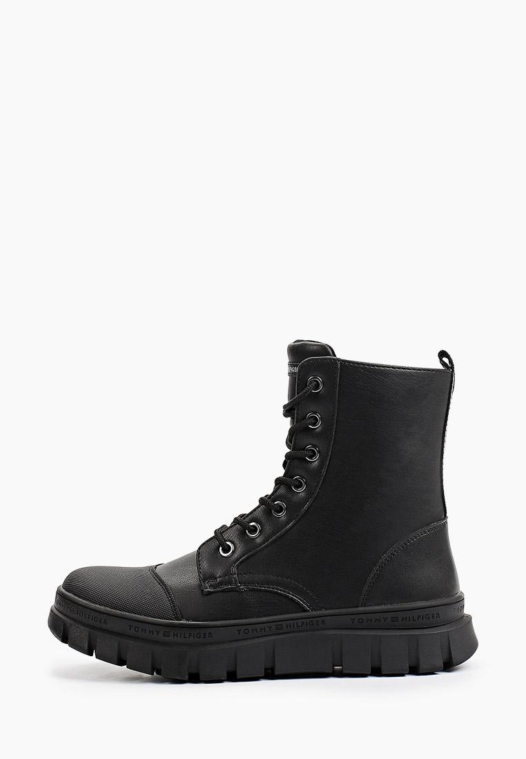 Ботинки для девочек Tommy Hilfiger (Томми Хилфигер) T3A5-32026-0289999-