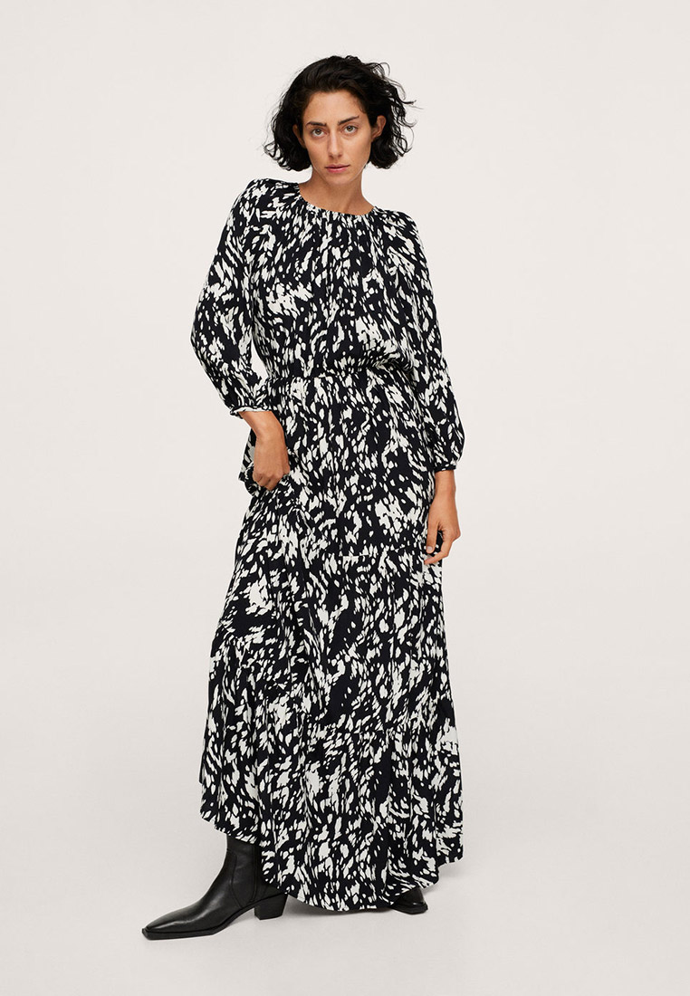 Платье Mango (Манго) 17085761: изображение 1