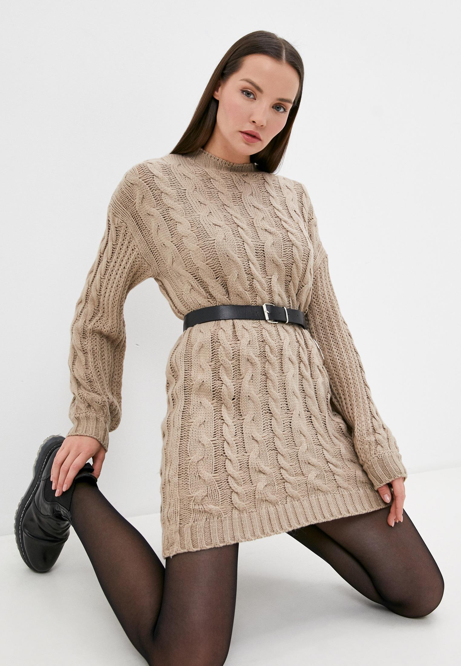 Вязаное платье Dunia DUF21-13-2