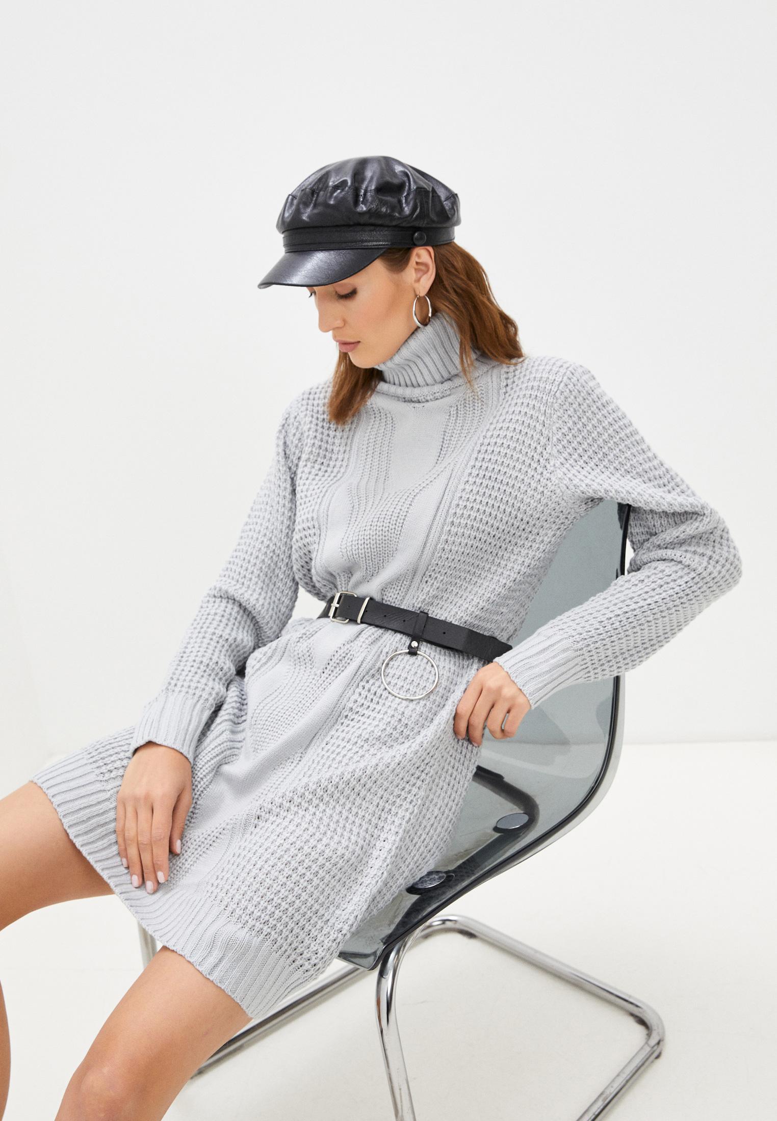 Вязаное платье Dunia DUF21-30-2