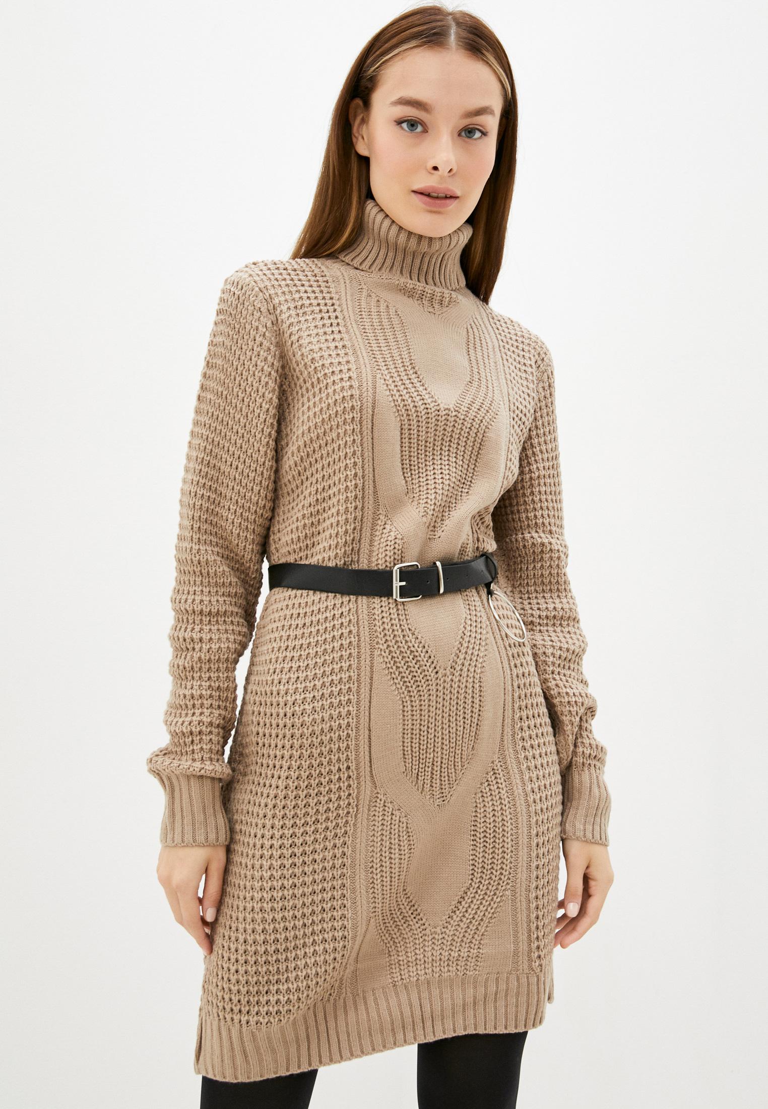 Вязаное платье Dunia DUF21-30-4