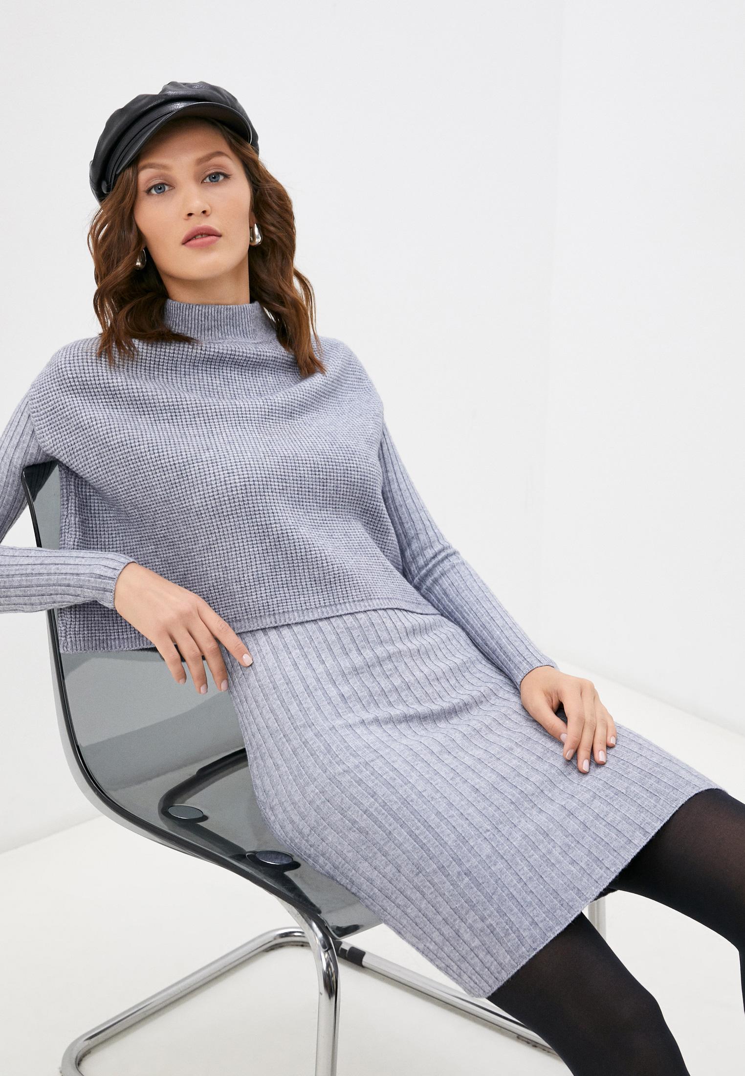 Вязаное платье Dunia DUF21-33-6