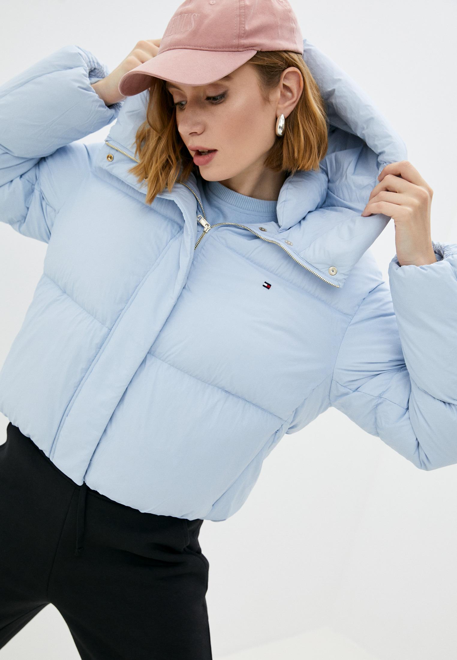 Утепленная куртка Tommy Hilfiger (Томми Хилфигер) Пуховик Tommy Hilfiger