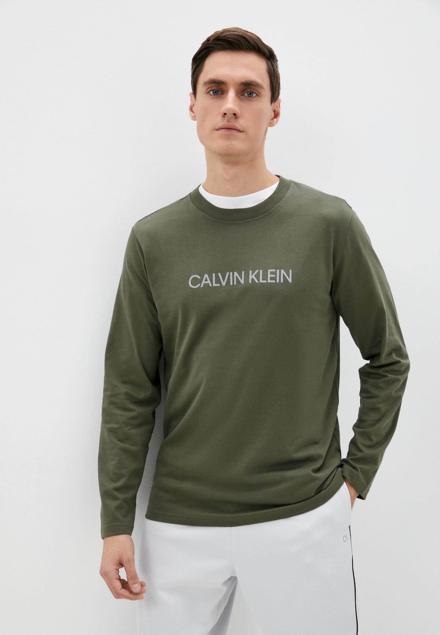 Футболка Calvin Klein Performance Лонгслив Calvin Klein Performance