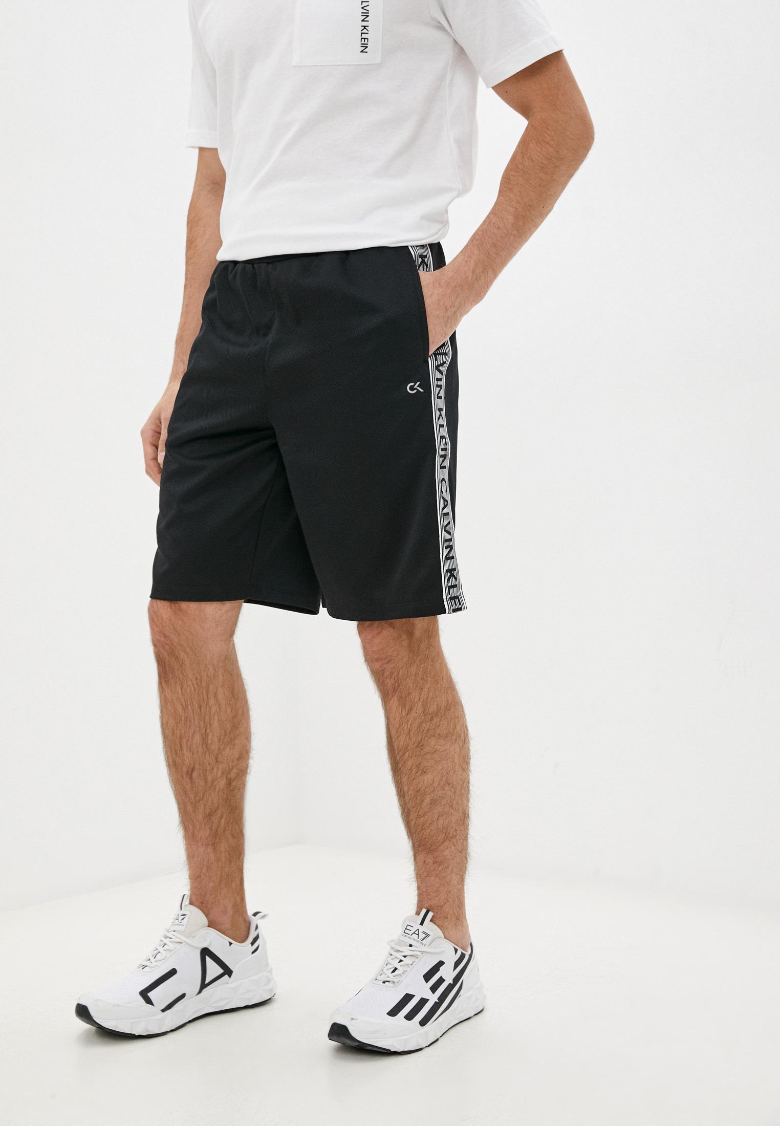 Мужские спортивные шорты Calvin Klein Performance Шорты спортивные Calvin Klein Performance