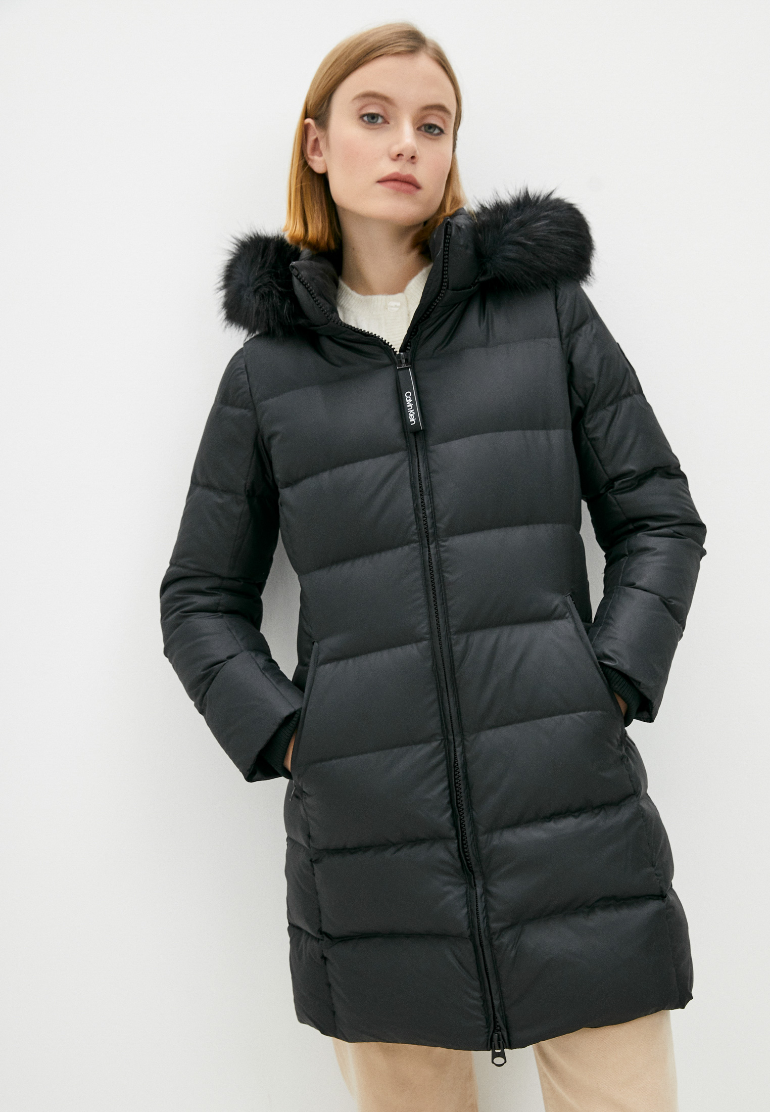 Утепленная куртка Calvin Klein (Кельвин Кляйн) K20K203127